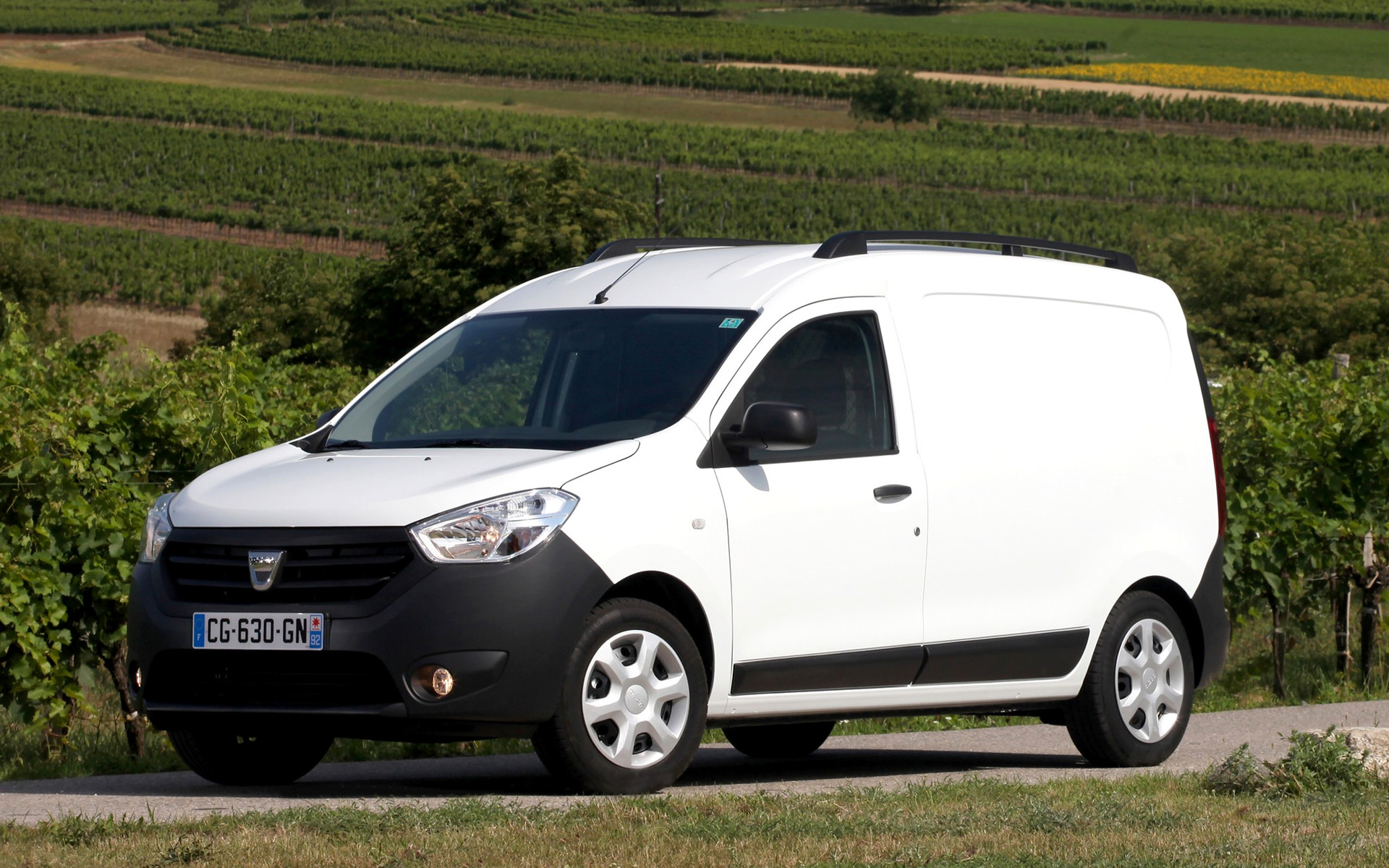 2012 Dacia Dokker Van - Wallpapers And HD Images