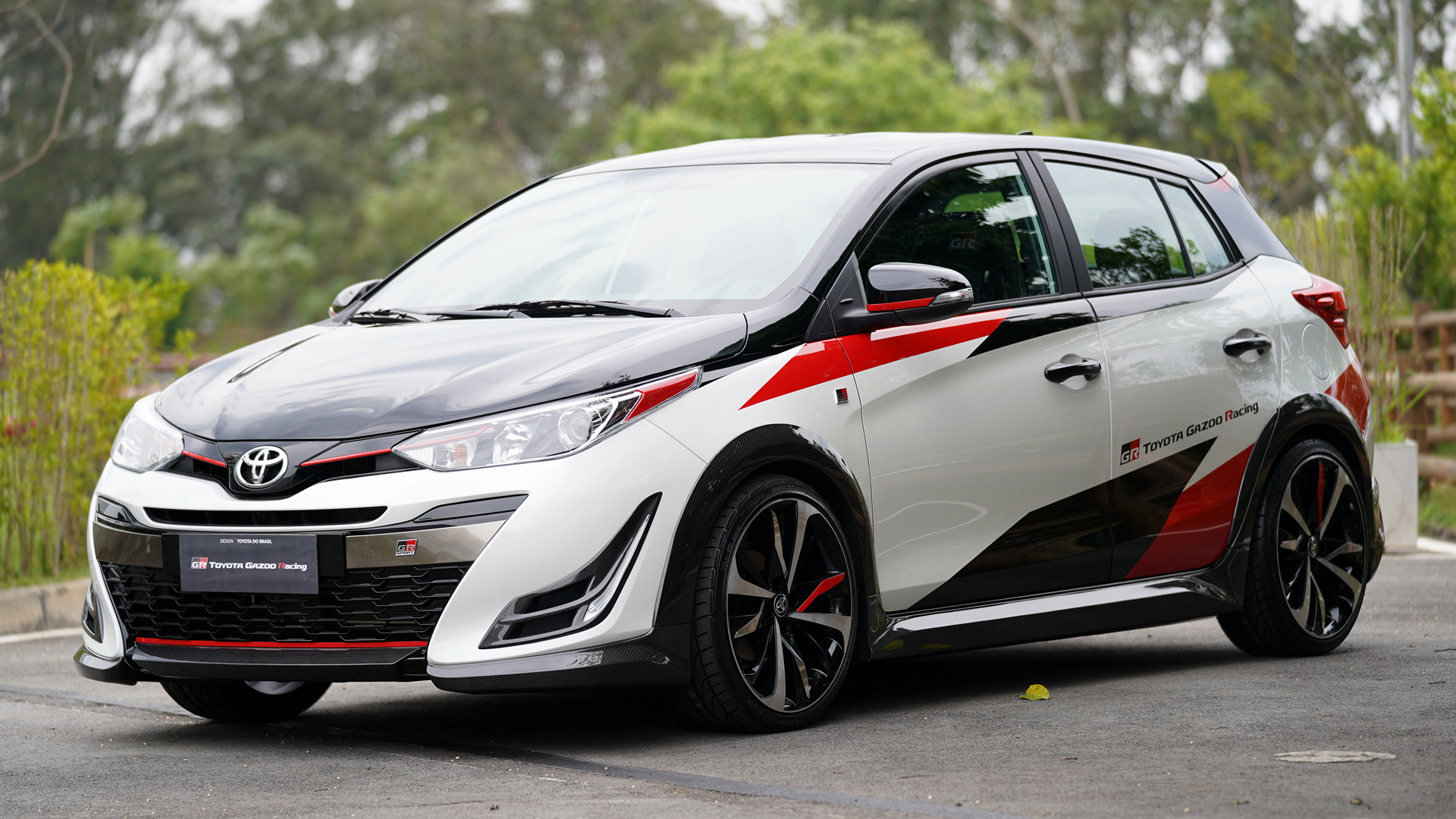 2018 Toyota Yaris GR Concept - Wallpapers and HD Images ...