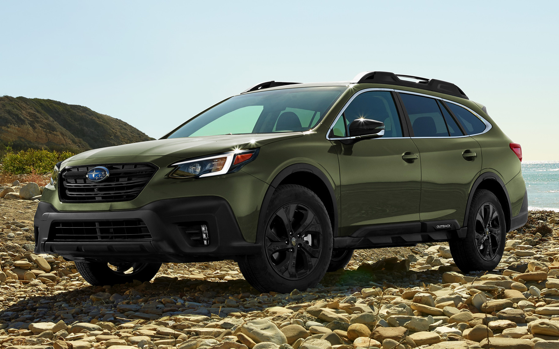 2020 Subaru Outback XT Onyx Edition - Wallpapers and HD ...