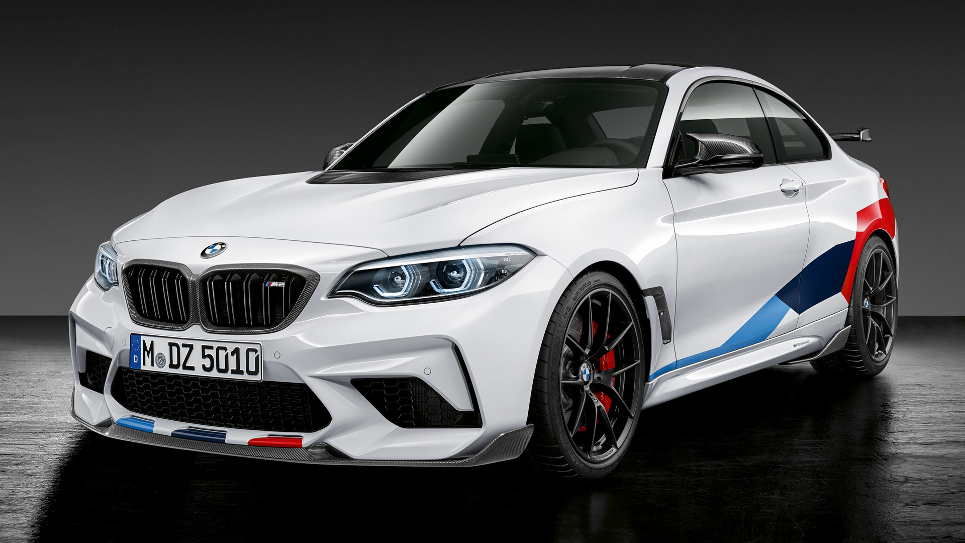 2018 Bmw M2 Coupe Competition With M Performance Parts