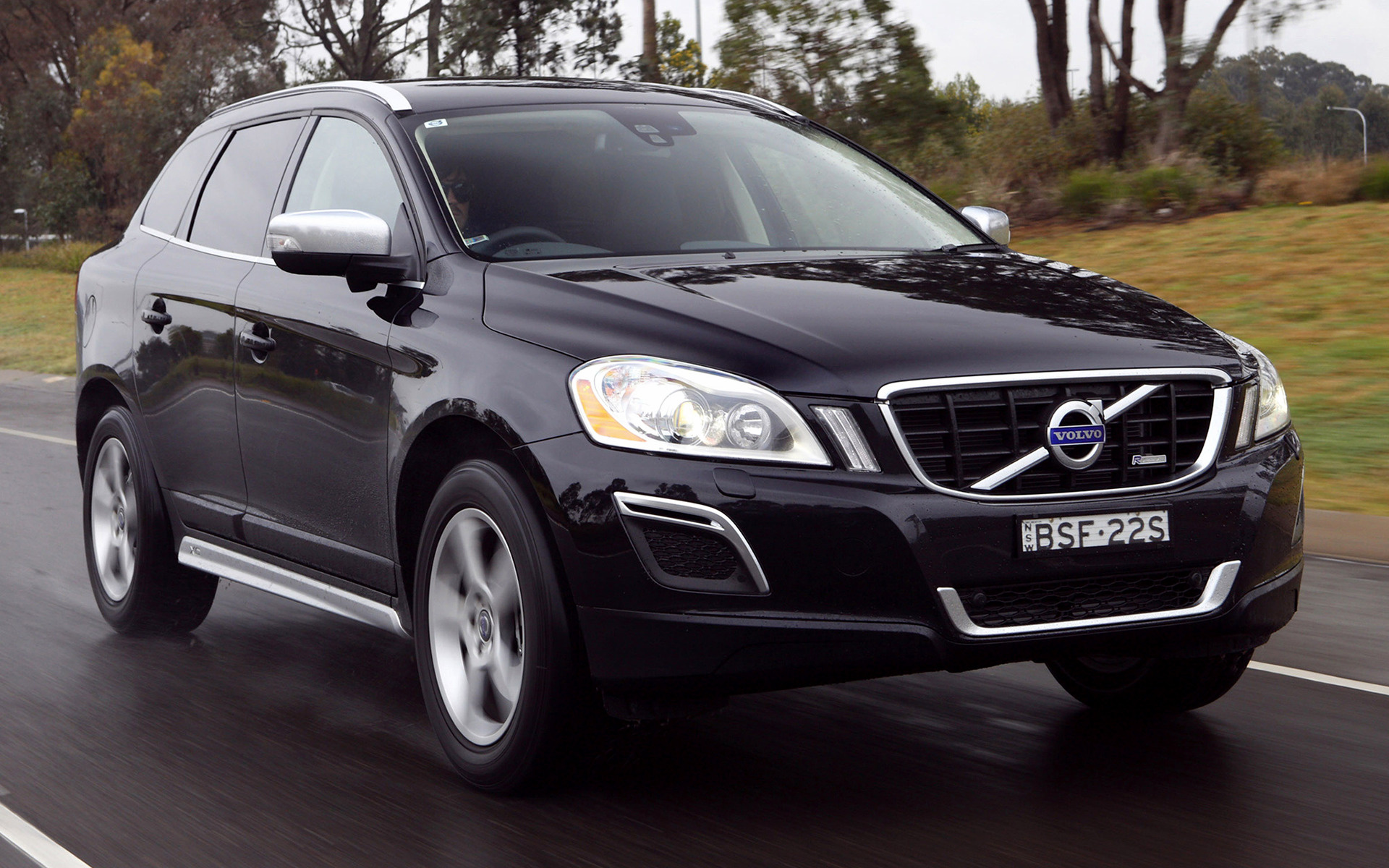 Volvo XC60 R-Design (2011) AU Wallpapers and HD Images ...