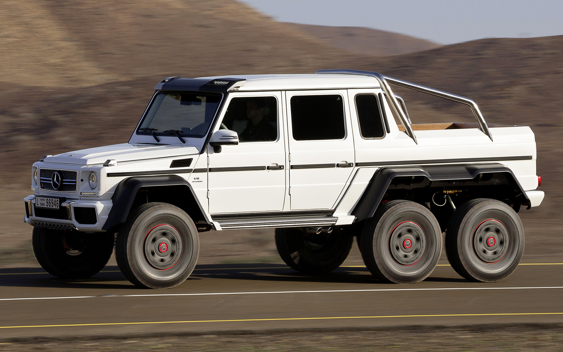 2013 Mercedes Benz G 63 Amg 6x6 Wallpapers And Hd Images Car Pixel