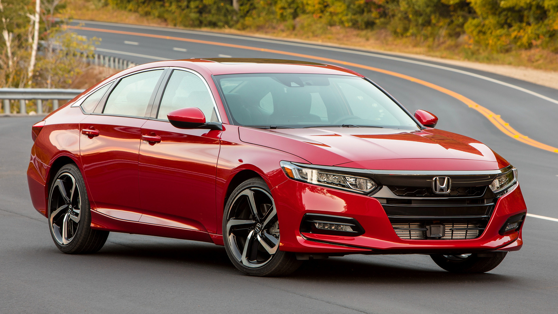 2018 Honda Accord Sport Wallpapers And Hd Images Car Pixel