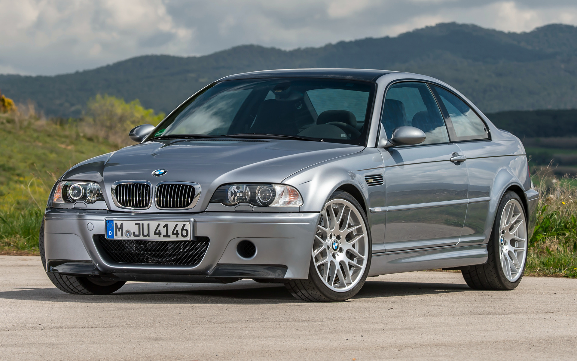 bmw m3 csl coupe 2003 wallpapers and hd images car pixel. Black Bedroom Furniture Sets. Home Design Ideas