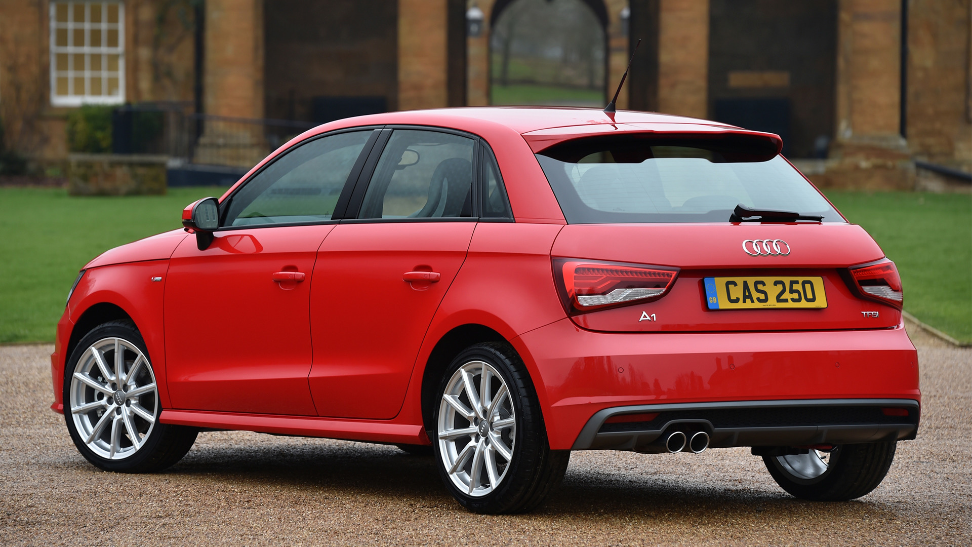 2014 audi a1 sportback s line uk wallpapers and hd. Black Bedroom Furniture Sets. Home Design Ideas