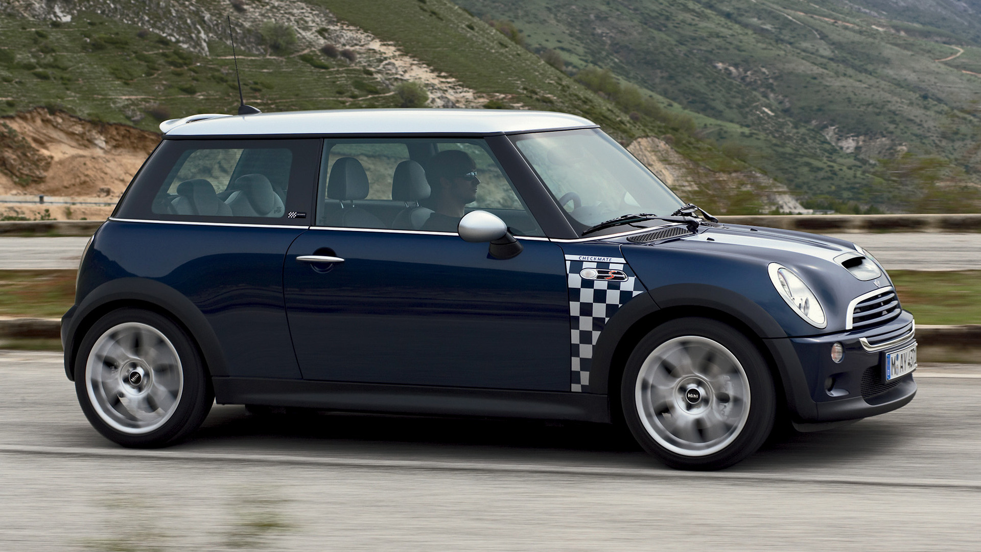 Mini Cooper S Checkmate 2005 Wallpapers And Hd Images