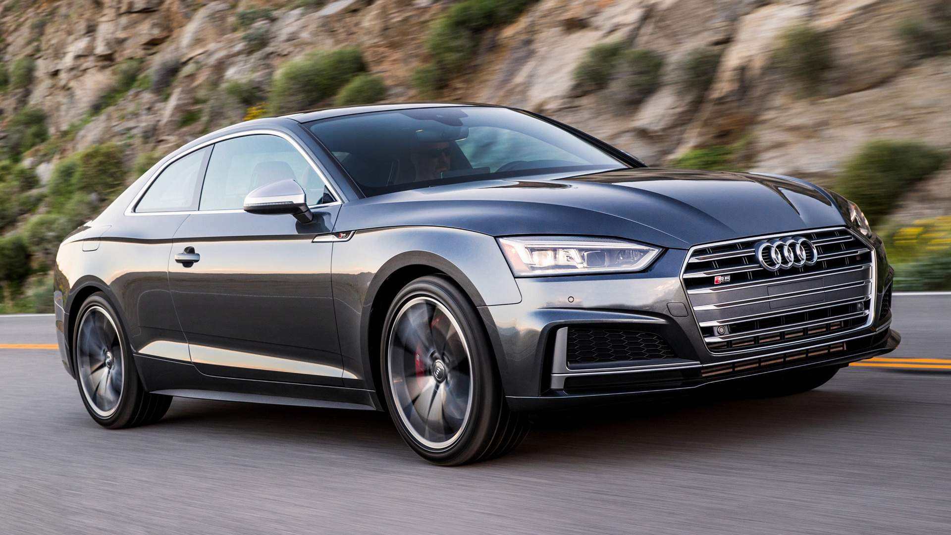 audi s5 coupe s4 hd second drive