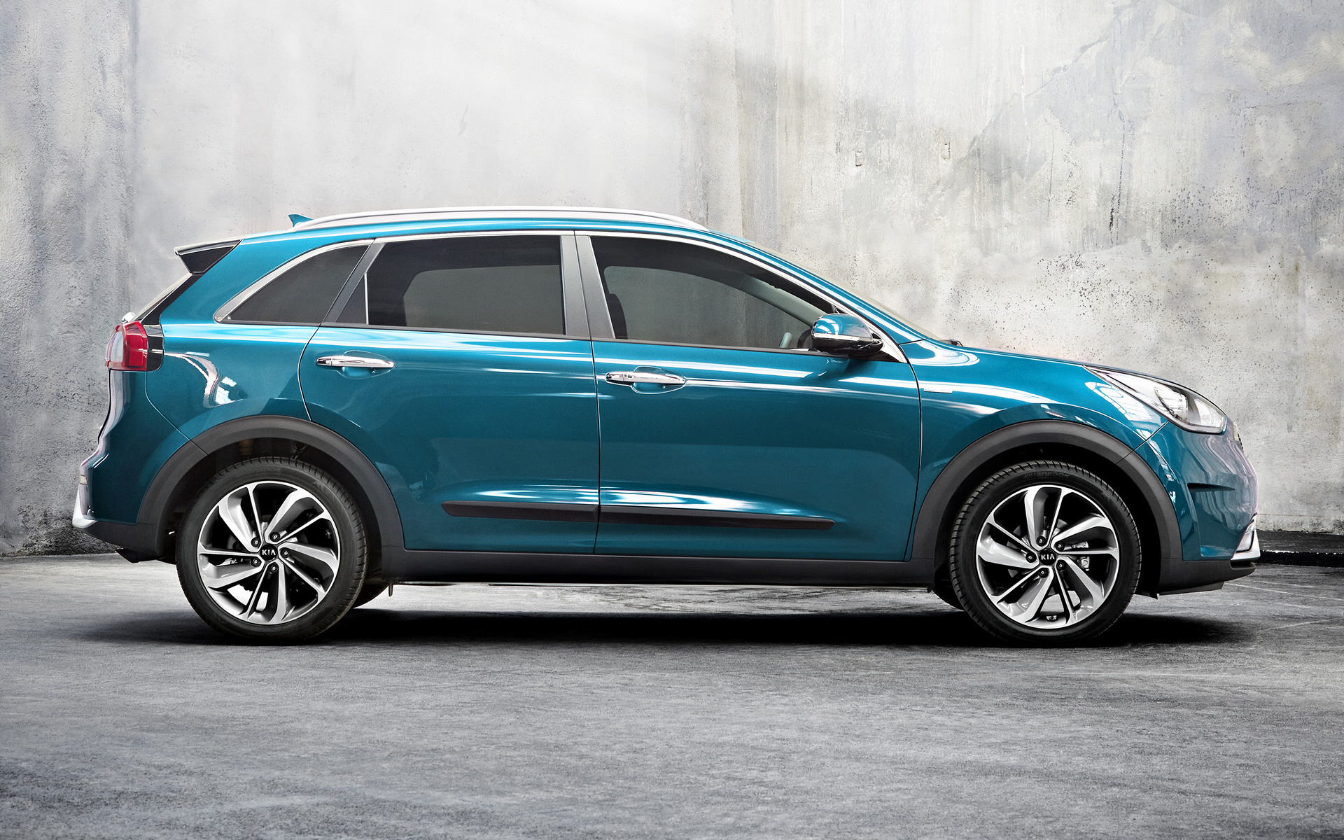 2016 Kia Niro - Wallpapers and HD Images | Car Pixel