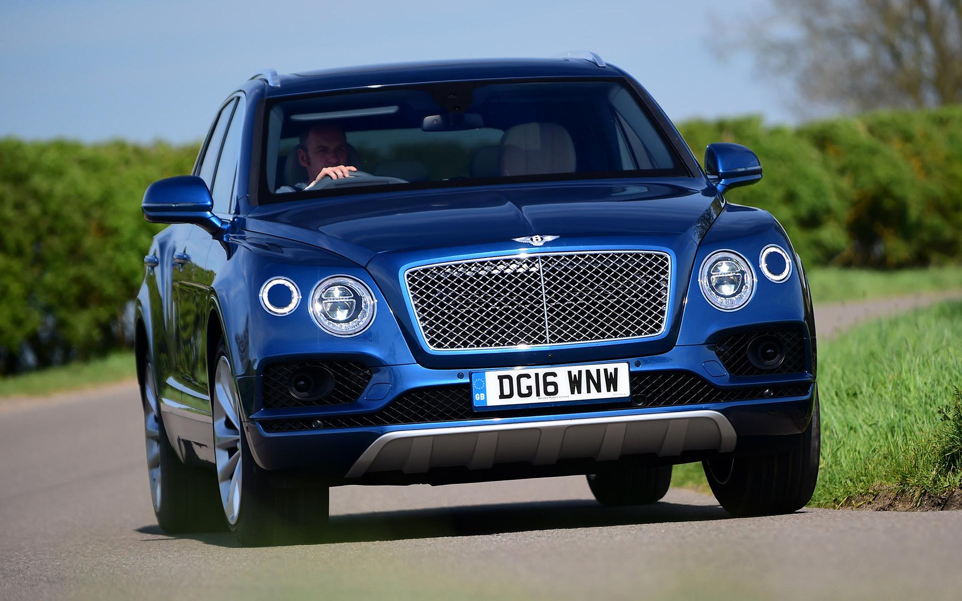 2016 Bentley Bentayga (UK) - Wallpapers and HD Images ...