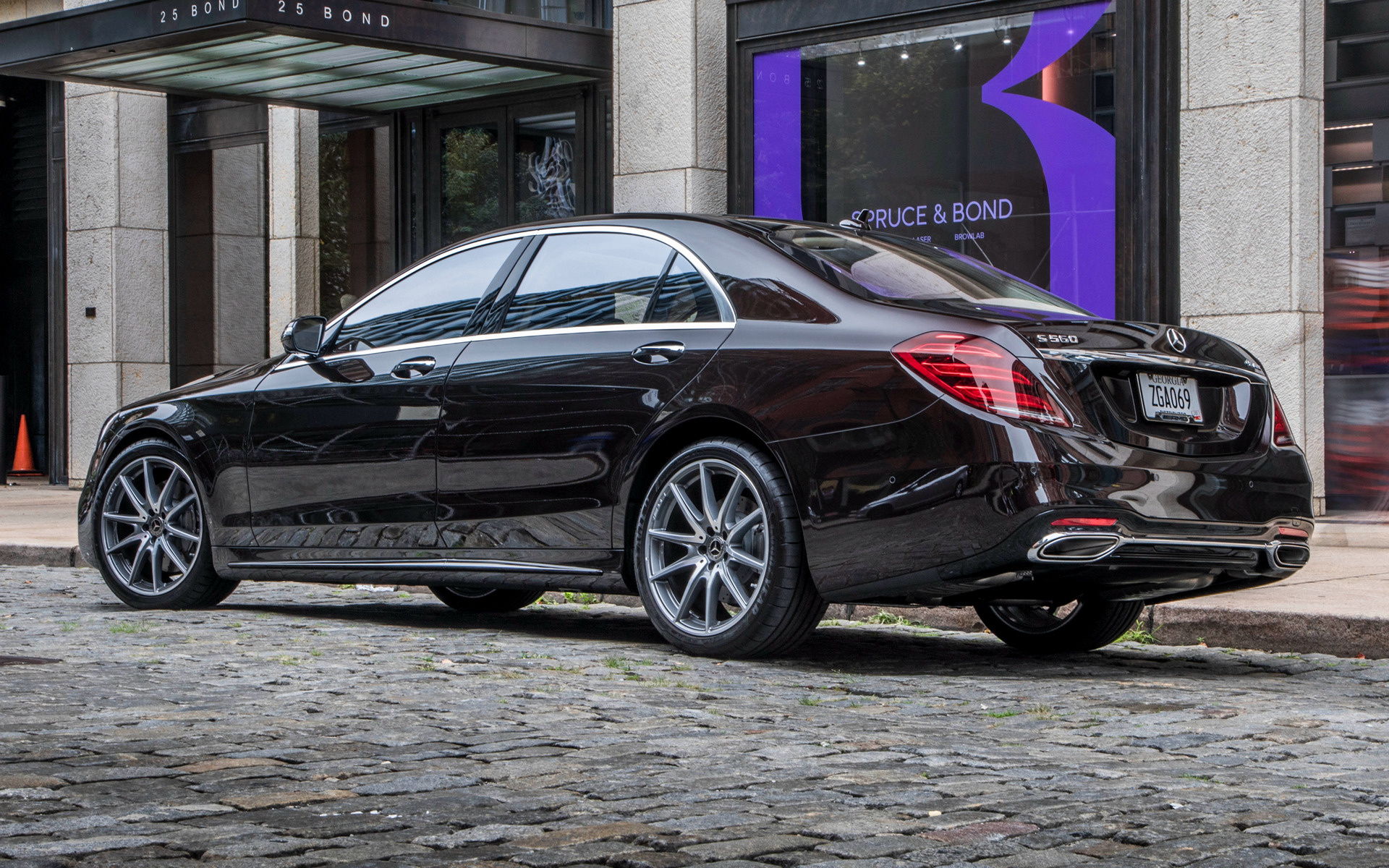 Mercedes-Benz S-Class AMG Styling [Long] (2018) US ...