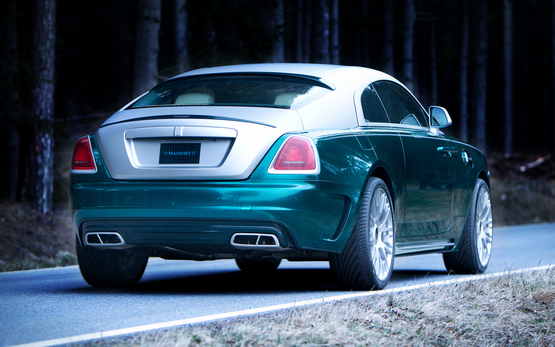 Rolls Royce Wraith By Mansory 2014 Wallpapers And HD Images