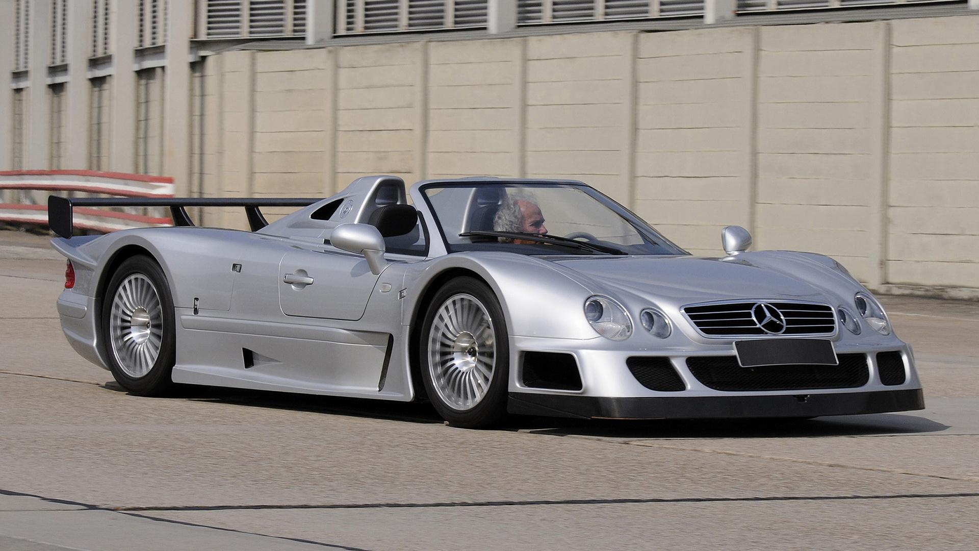 Mercedes Amg Gtr >> 1998 Mercedes-Benz CLK GTR Roadster - Wallpapers and HD Images | Car Pixel