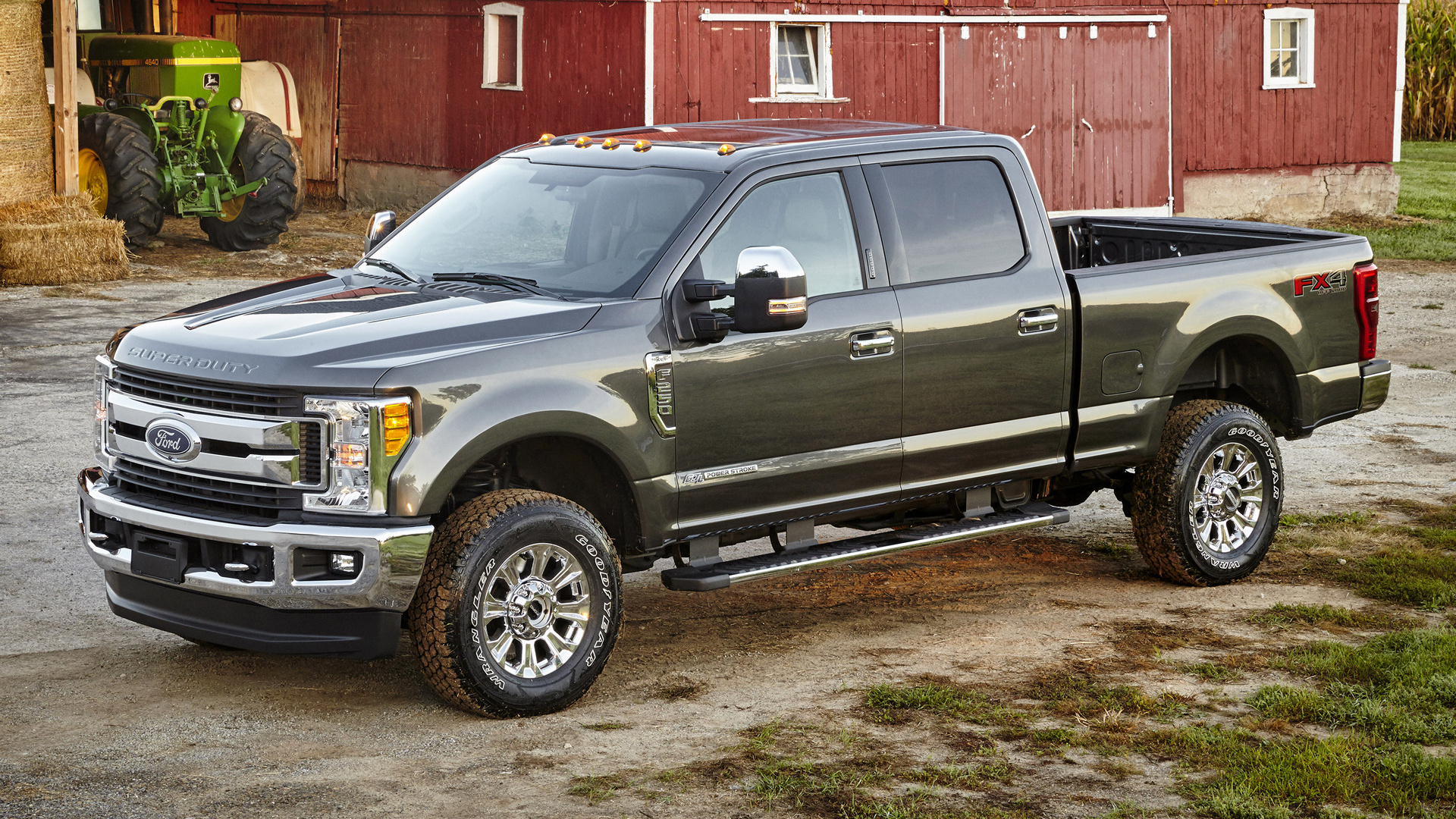Ford F 250 Xlt Fx4 Crew Cab 2017 Wallpapers And Hd Images Car Pixel