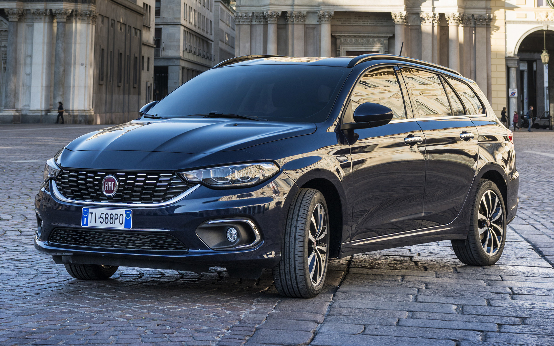 2016 Fiat Tipo Station Wagon Wallpapers And Hd Images