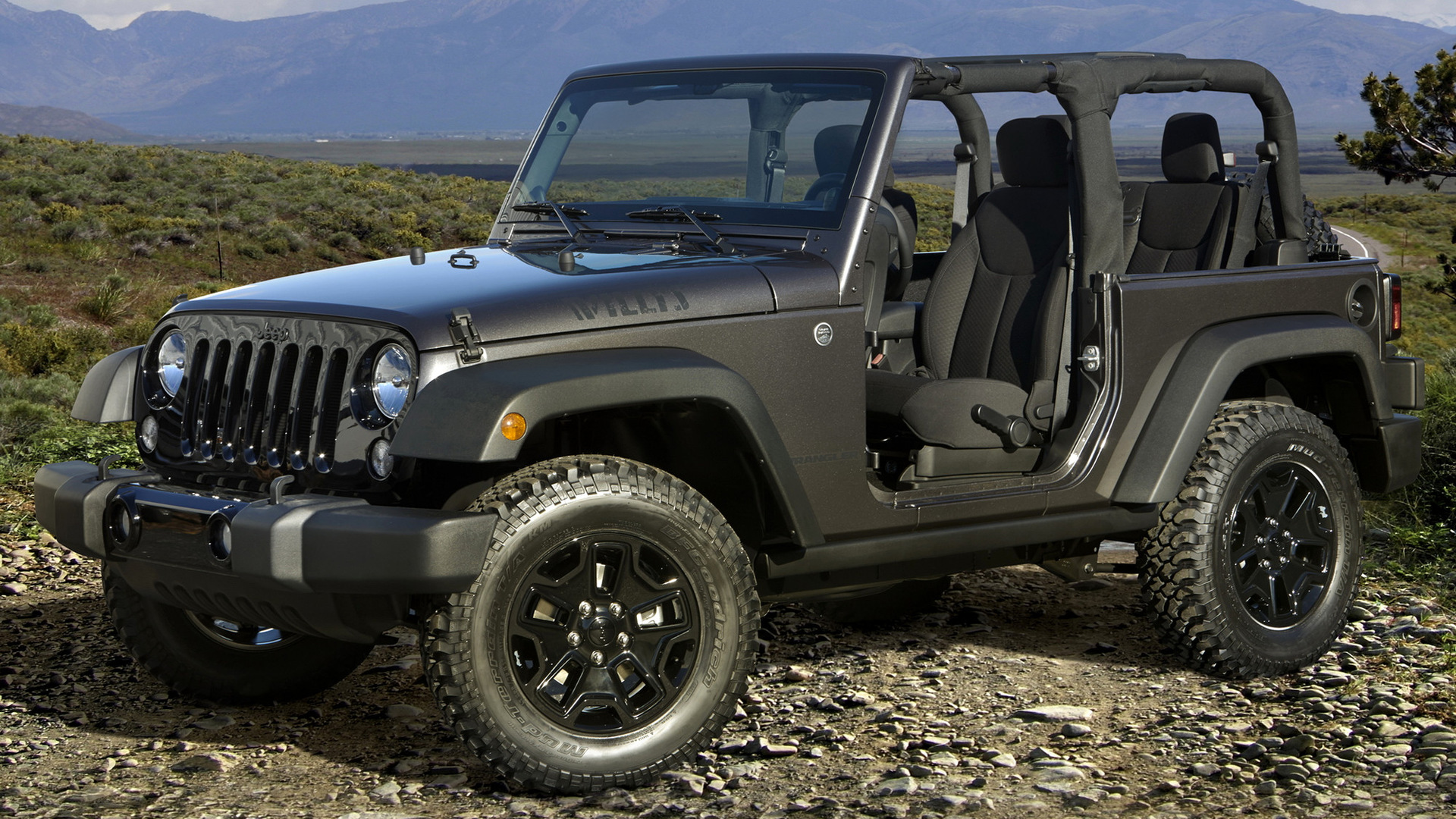 jeep wrangler willys wheeler 2014 wallpapers and hd images car pixel. Black Bedroom Furniture Sets. Home Design Ideas