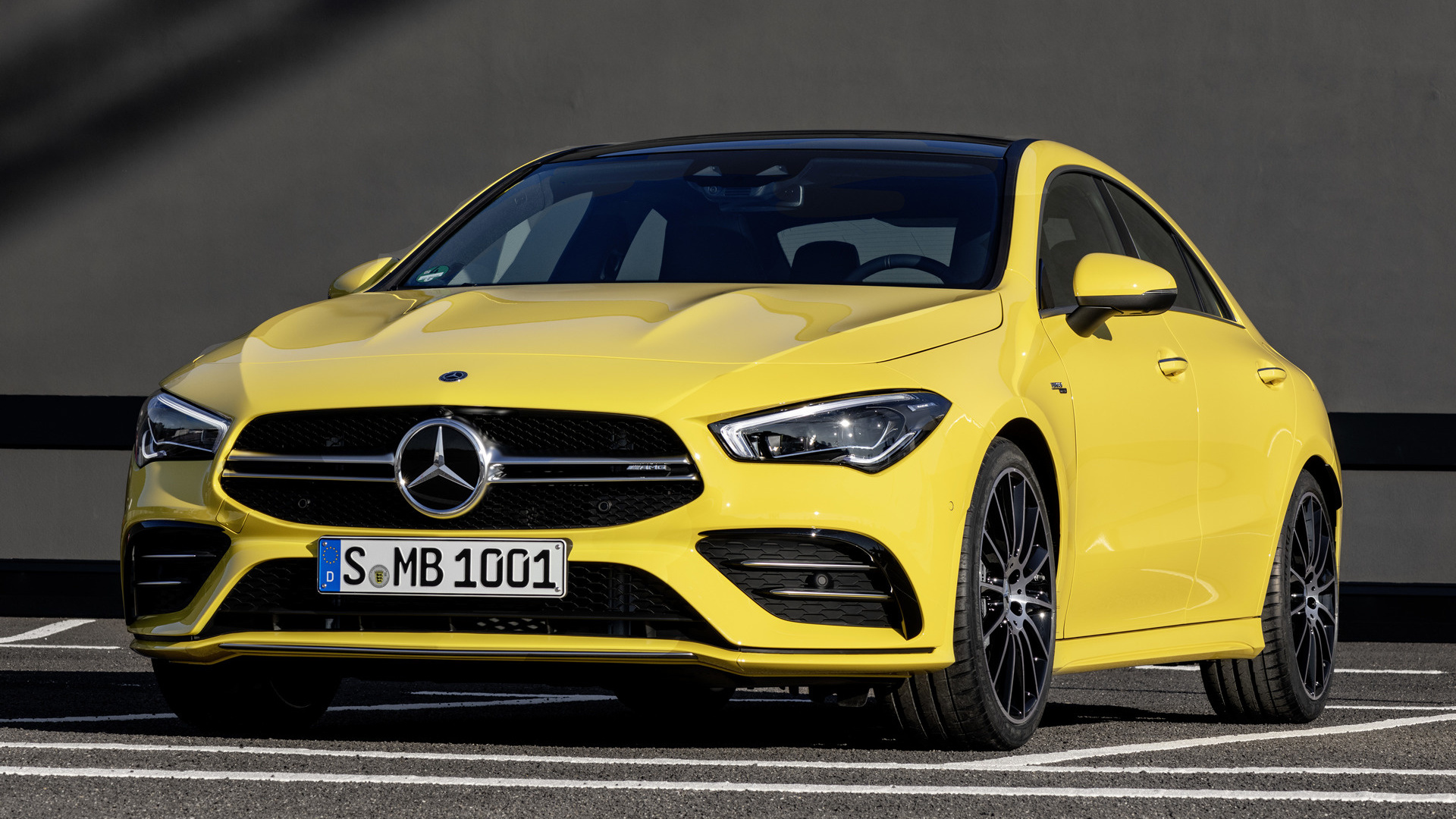2019 Mercedes-AMG CLA 35 - Wallpapers and HD Images | Car ...