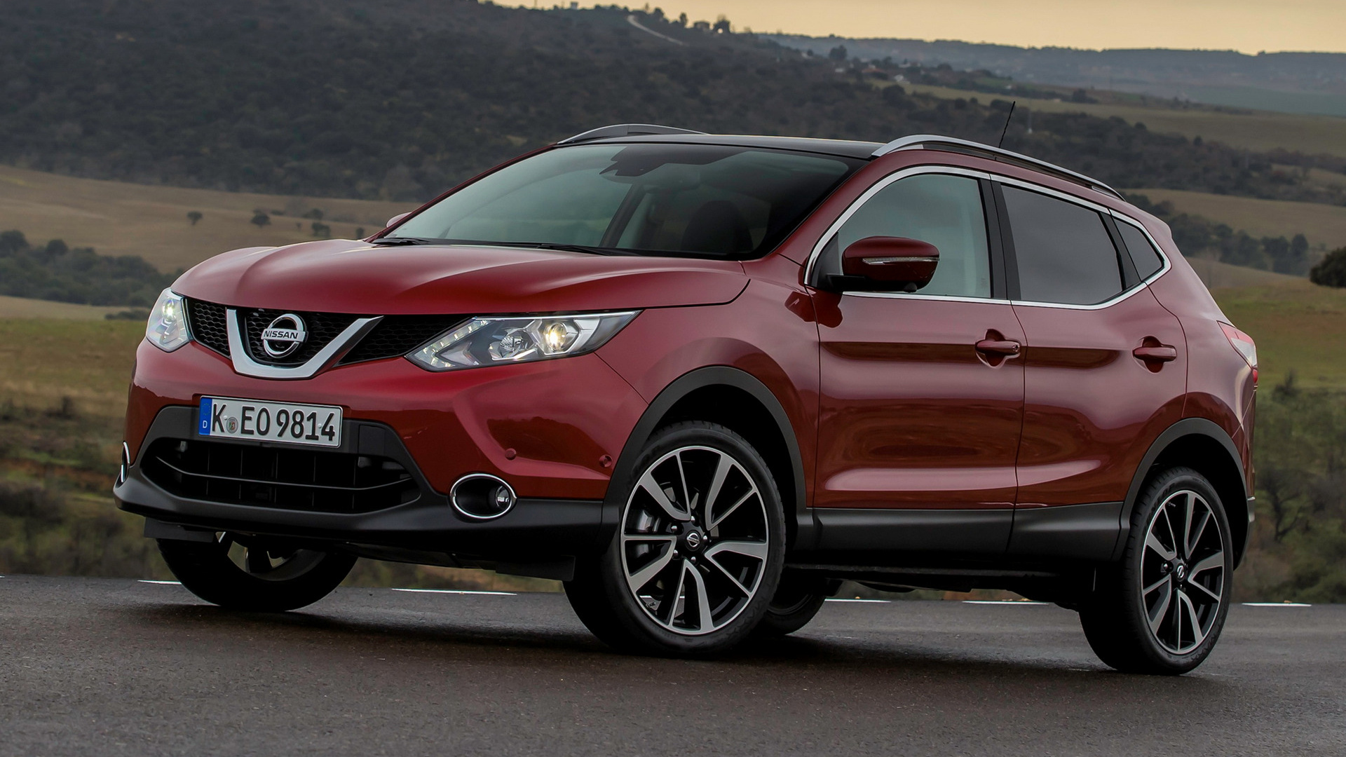 2014 Nissan Qashqai Wallpapers And Hd Images Car Pixel