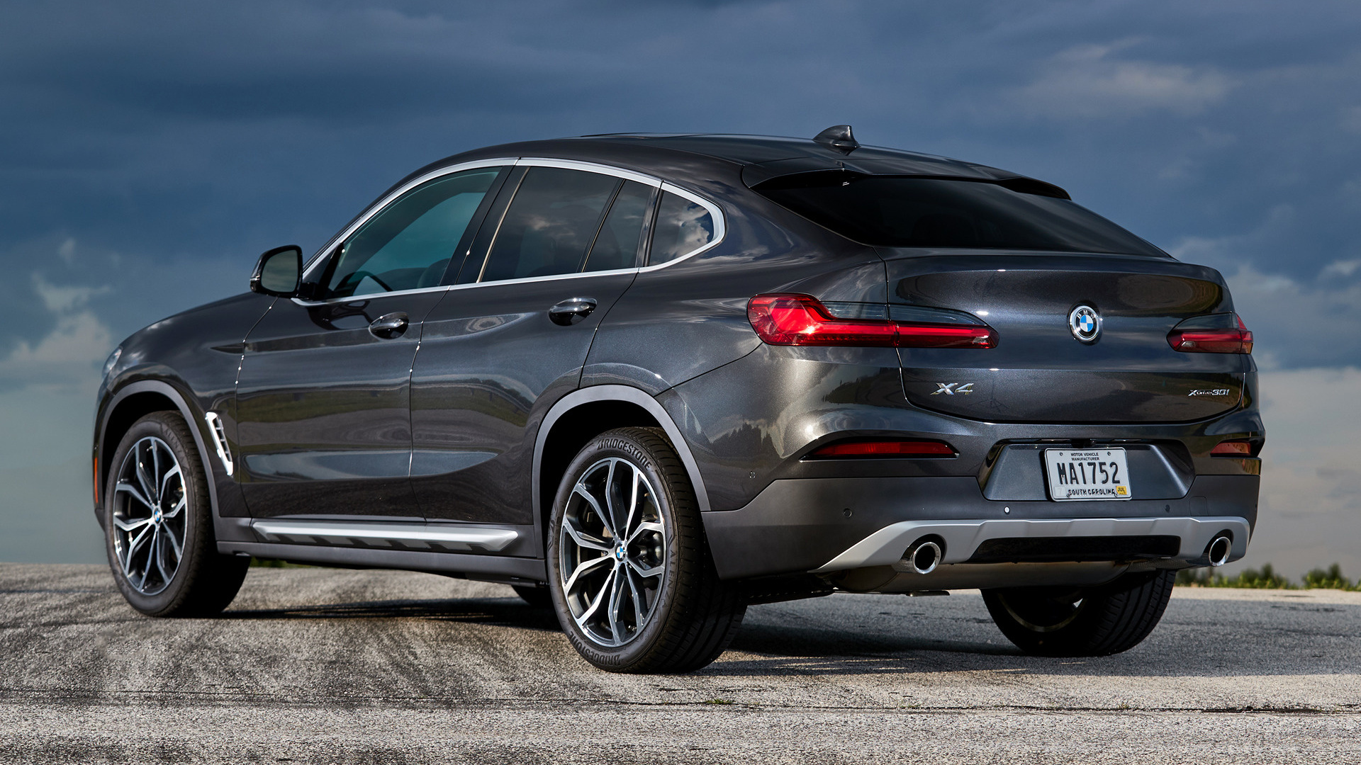 2019 Bmw X4 Us Wallpapers And Hd Images Car Pixel