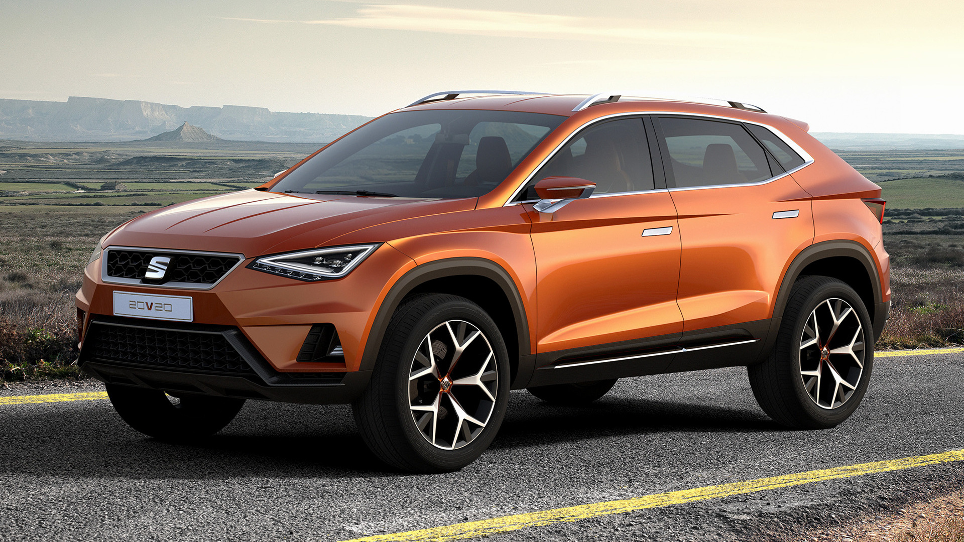 Seat 20v20 Concept 2015 Wallpapers And Hd Images Car Pixel