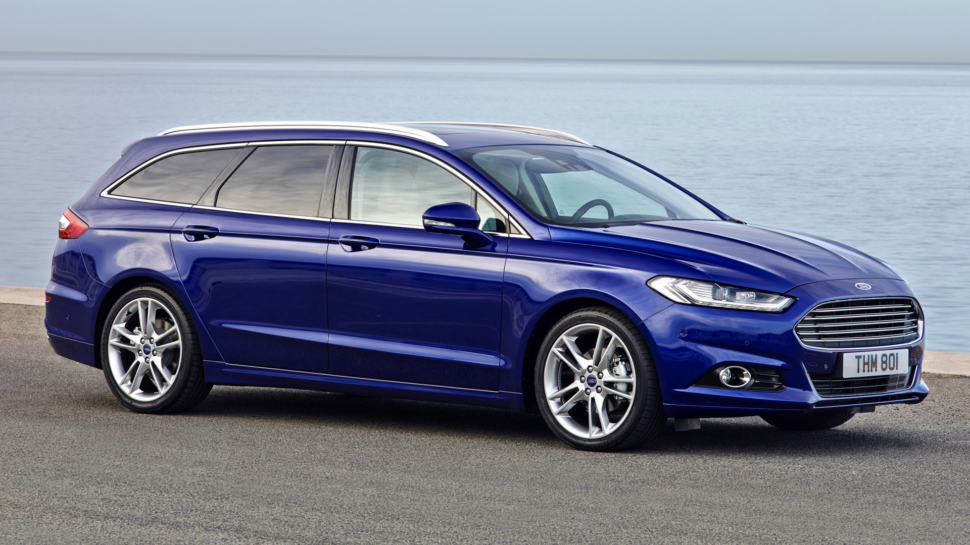 Ford Mondeo Turnier (2014) Wallpapers and HD Images - Car ...