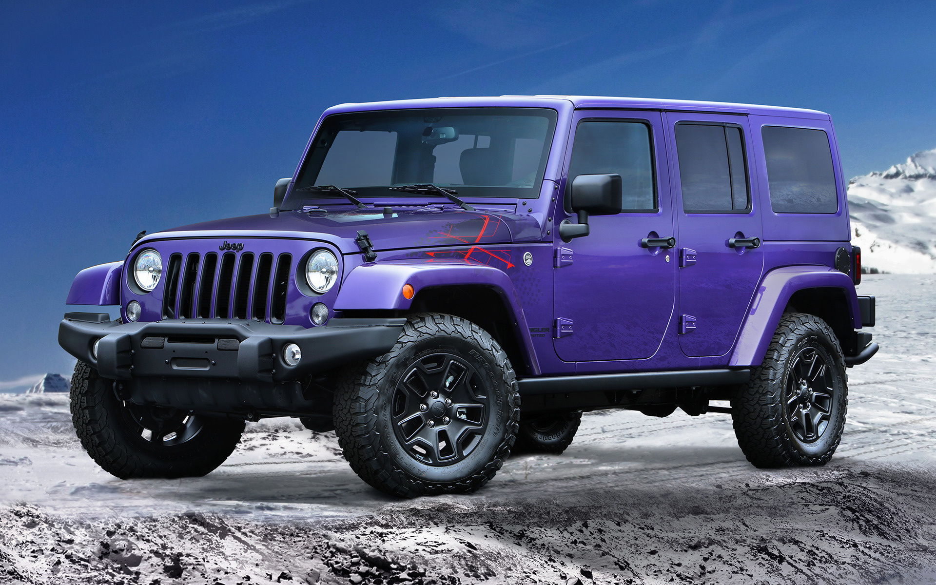 Jeep wrangler unlimited backcountry 2016 wallpapers and hd images car pixel