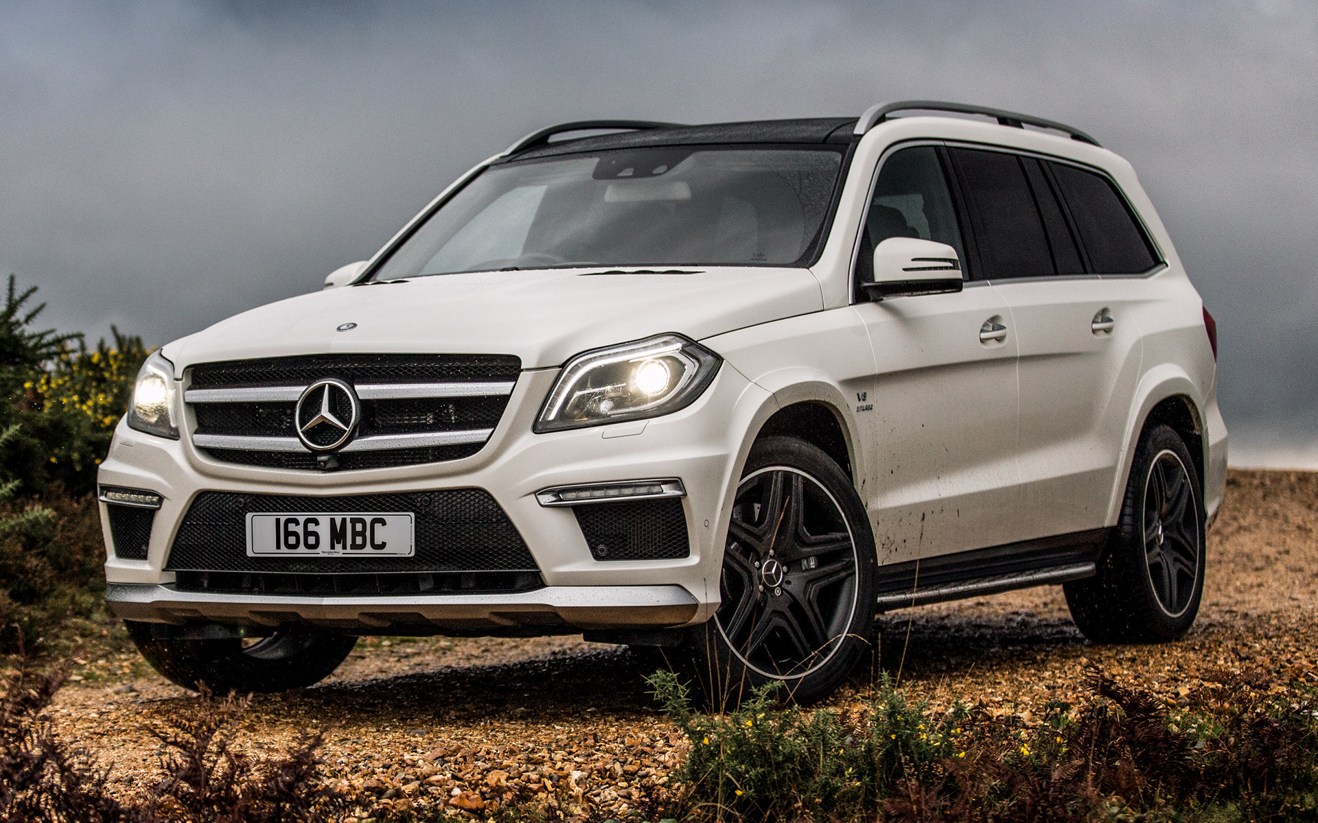 2013 Mercedes Benz Gl 63 Amg Uk Wallpapers And Hd