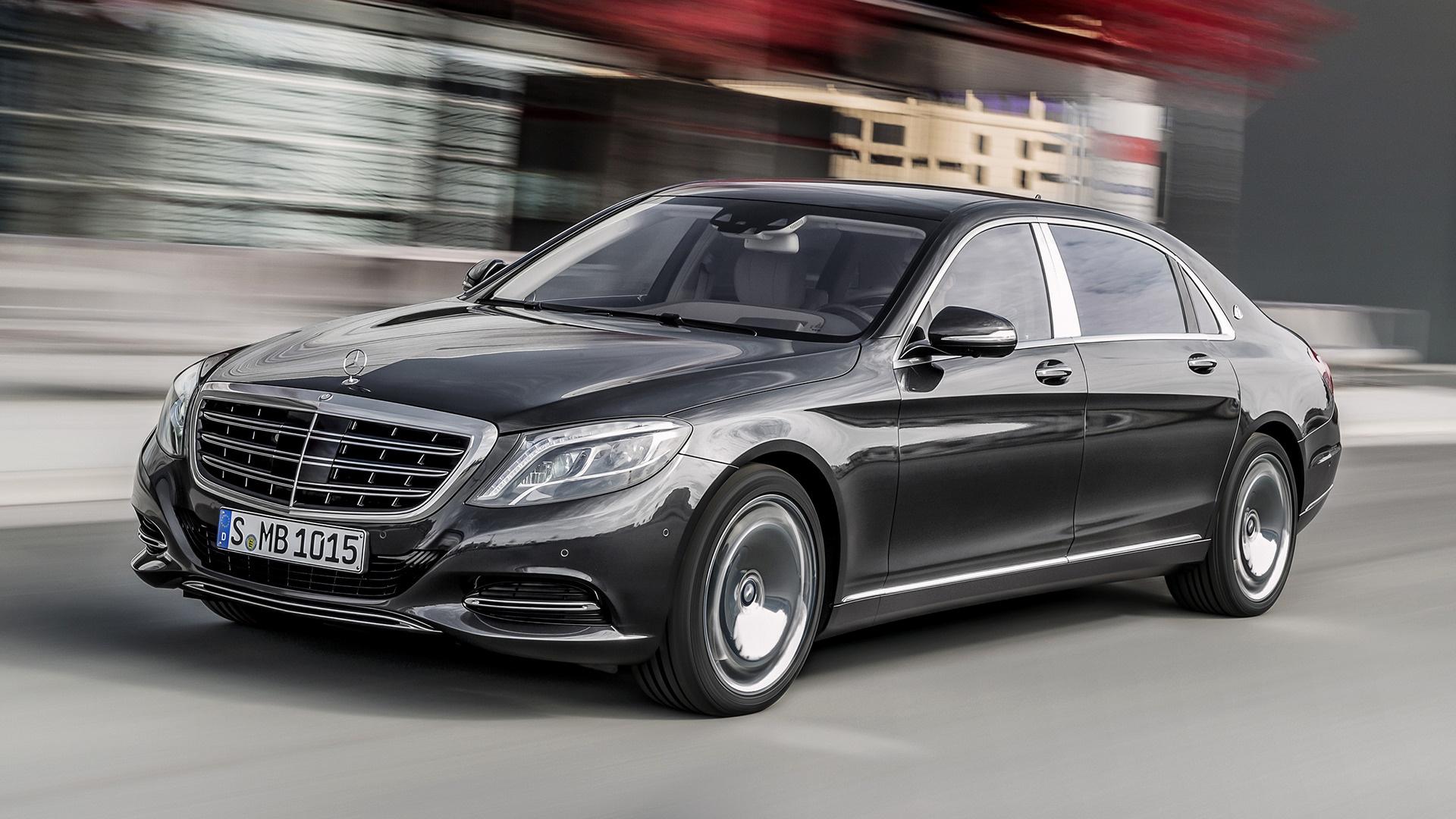 2015 Mercedes Maybach S Class Fondos De Pantalla E