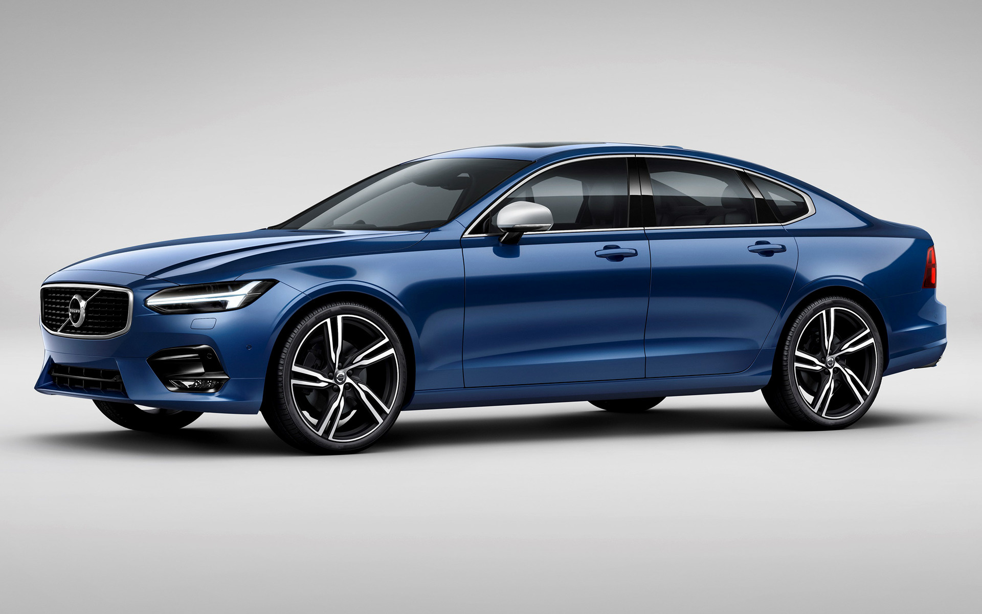 Volvo S90 R Design 2016 Wallpapers And Hd Images Car Pixel