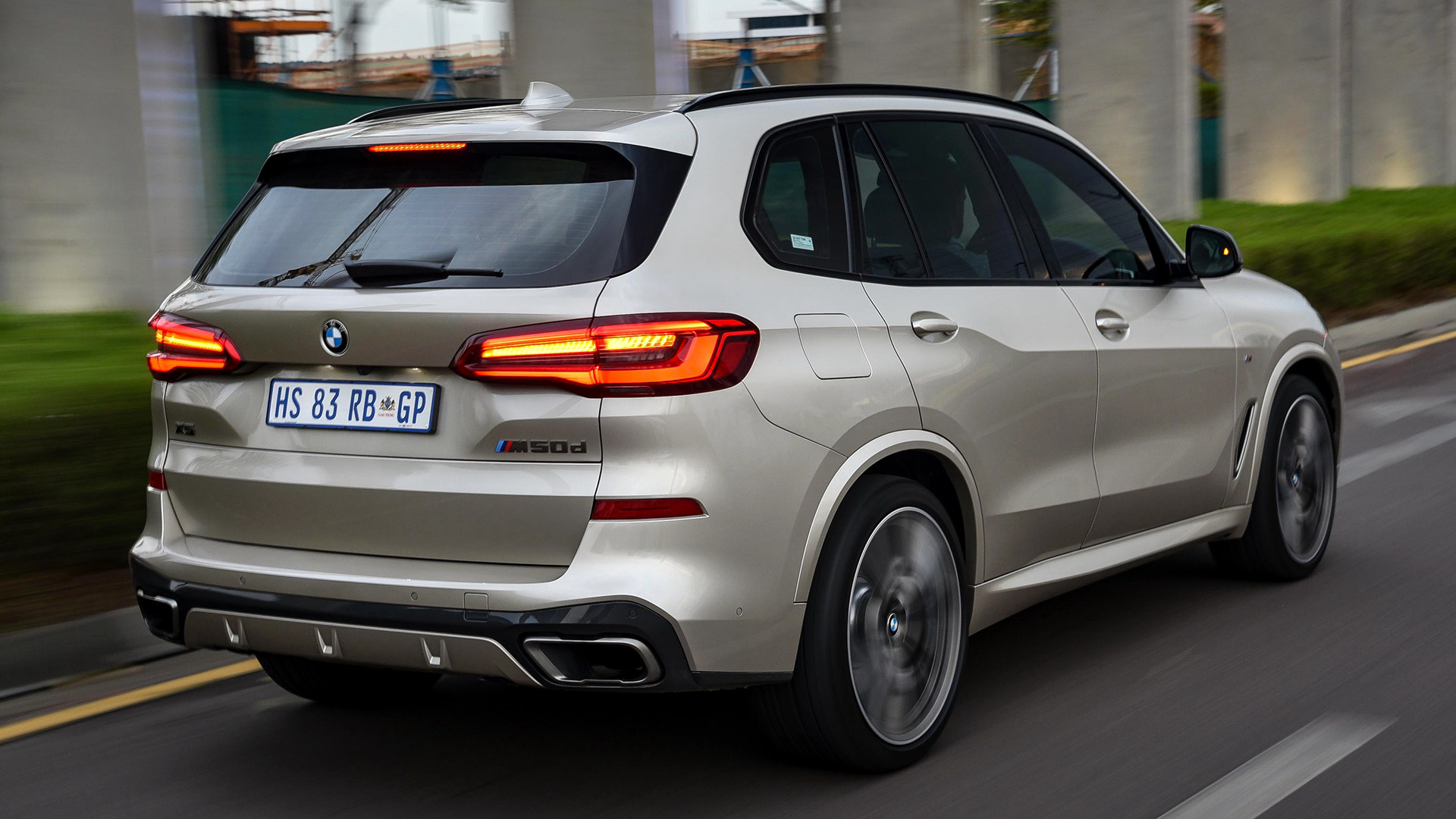 2018 BMW X5 M50d (ZA) - Wallpapers and HD Images   Car Pixel
