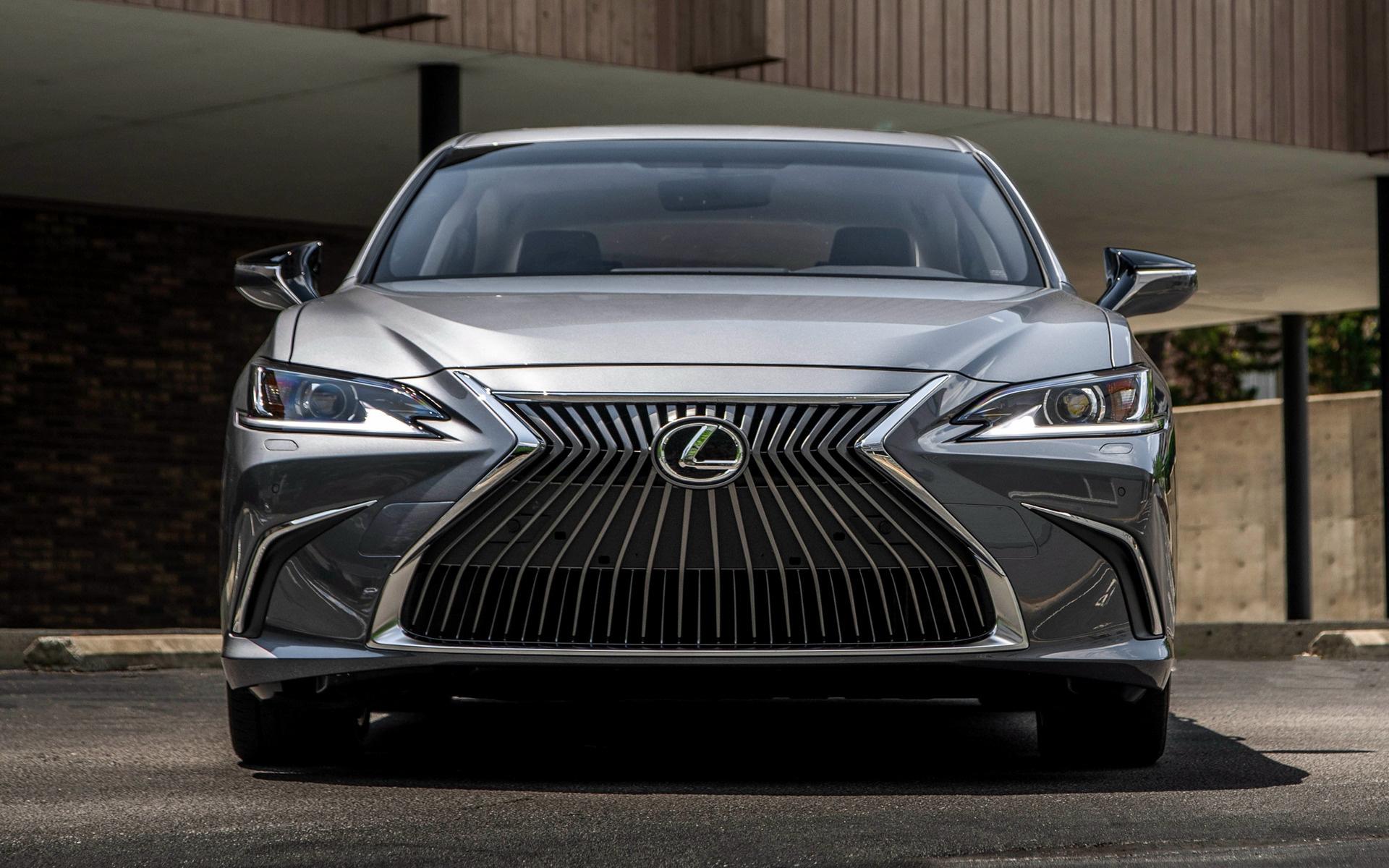 All Car Brands >> 2019 Lexus ES (EU) - Wallpapers and HD Images | Car Pixel