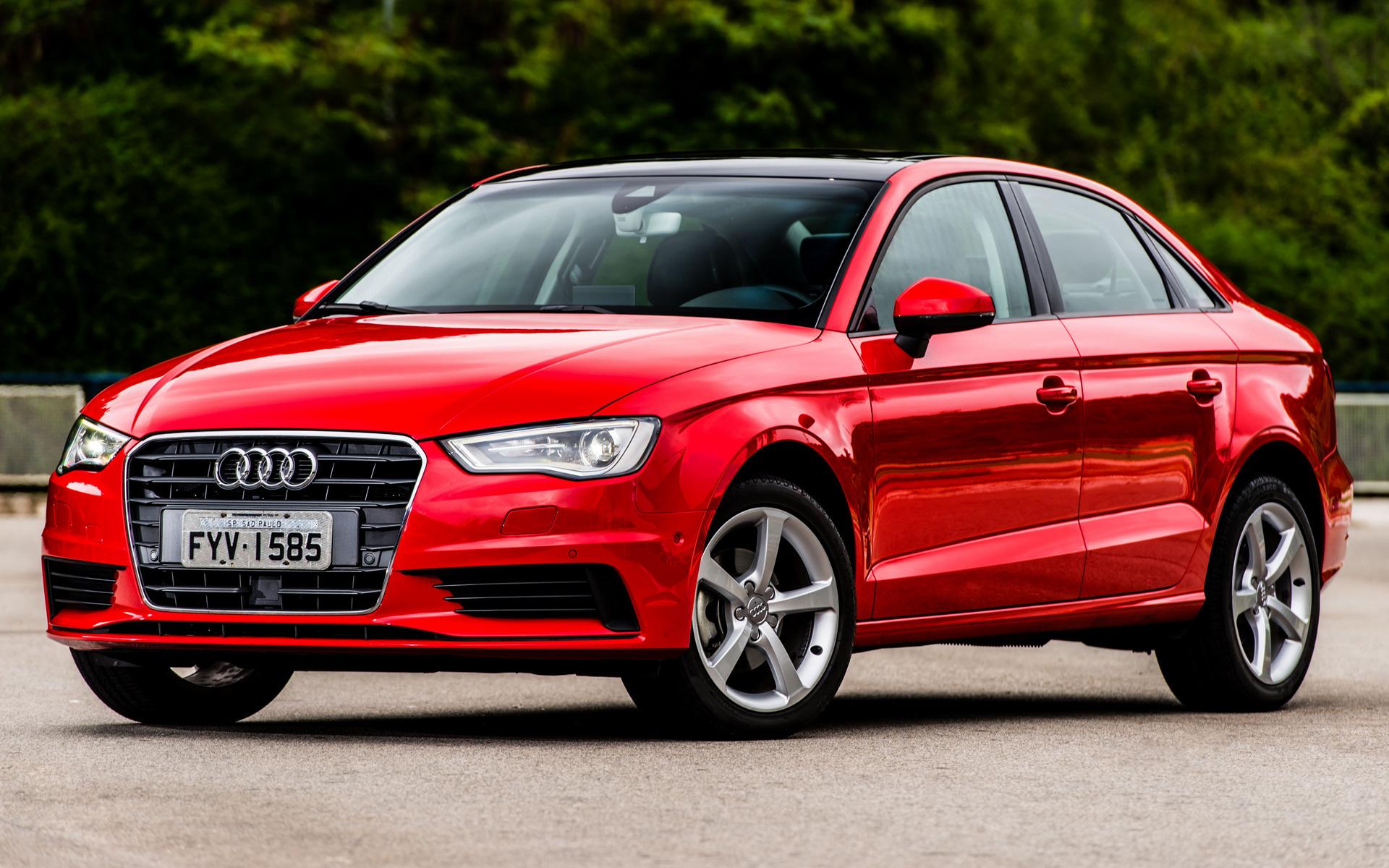 Audi A3 Sedan >> 2014 Audi A3 Sedan (BR) - Wallpapers and HD Images | Car Pixel