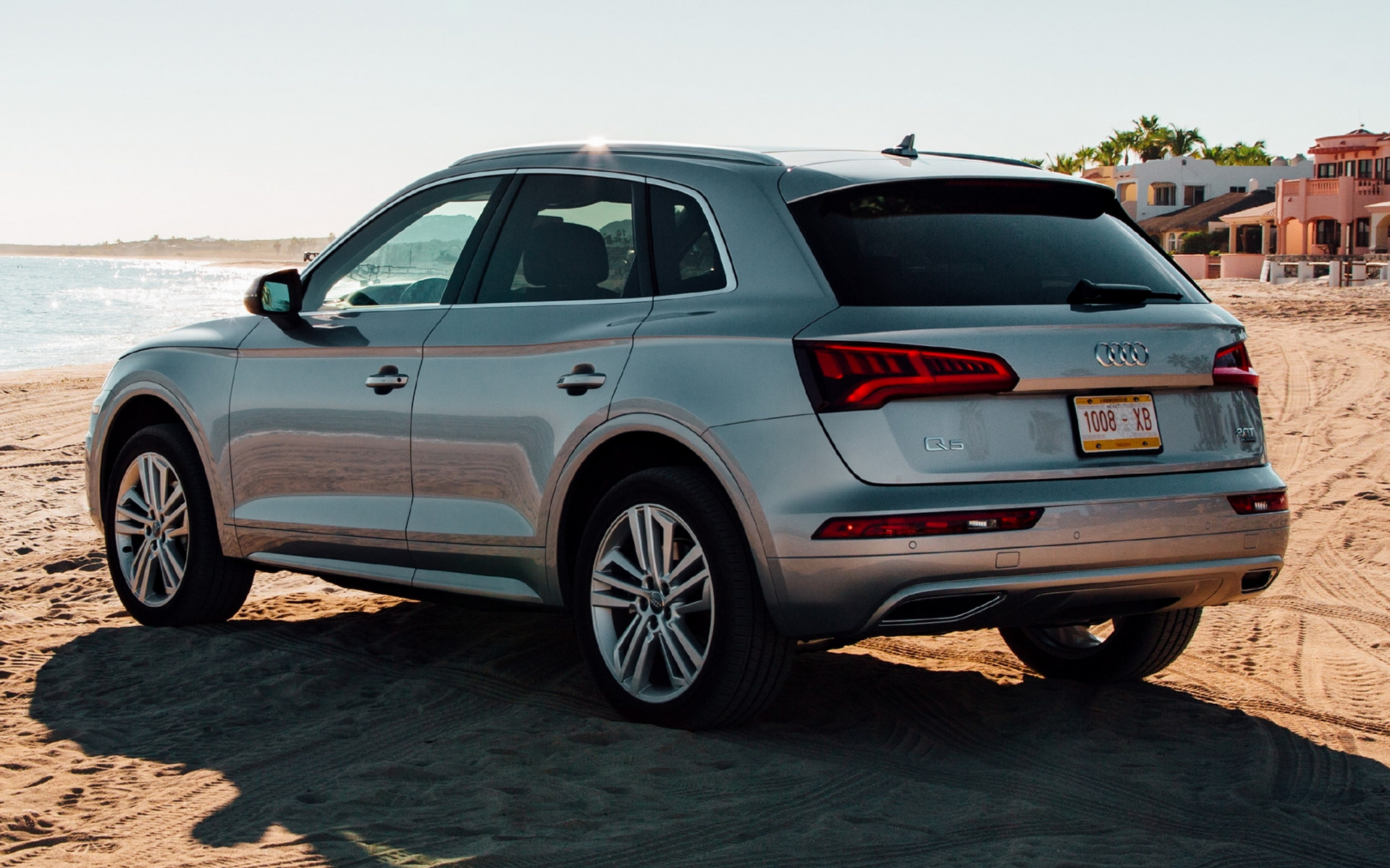 Audi Q5 (2018) US Wallpapers and HD Images - Car Pixel
