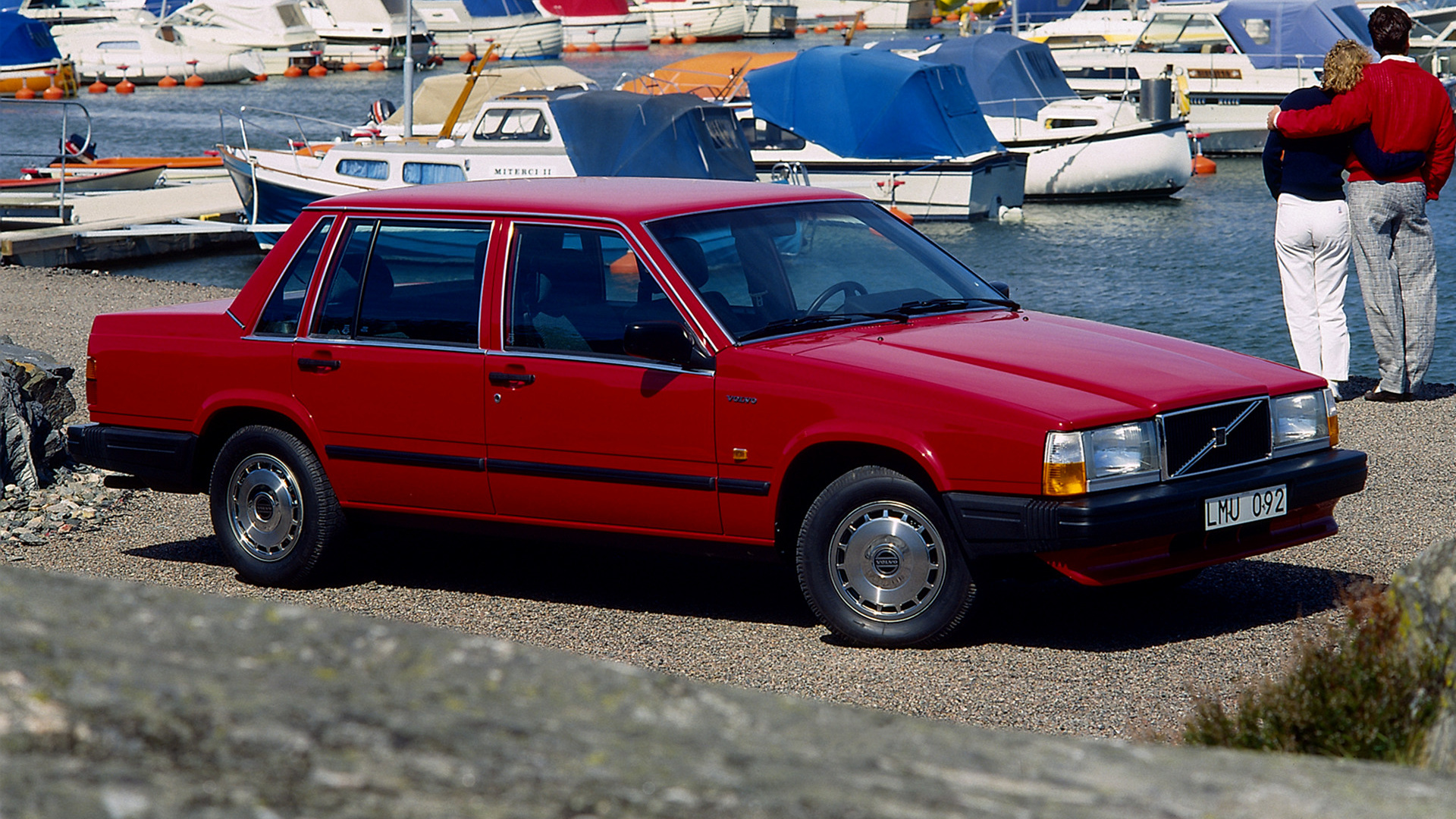 Volvo 740 GL (1984) Wallpapers and HD Images - Car Pixel