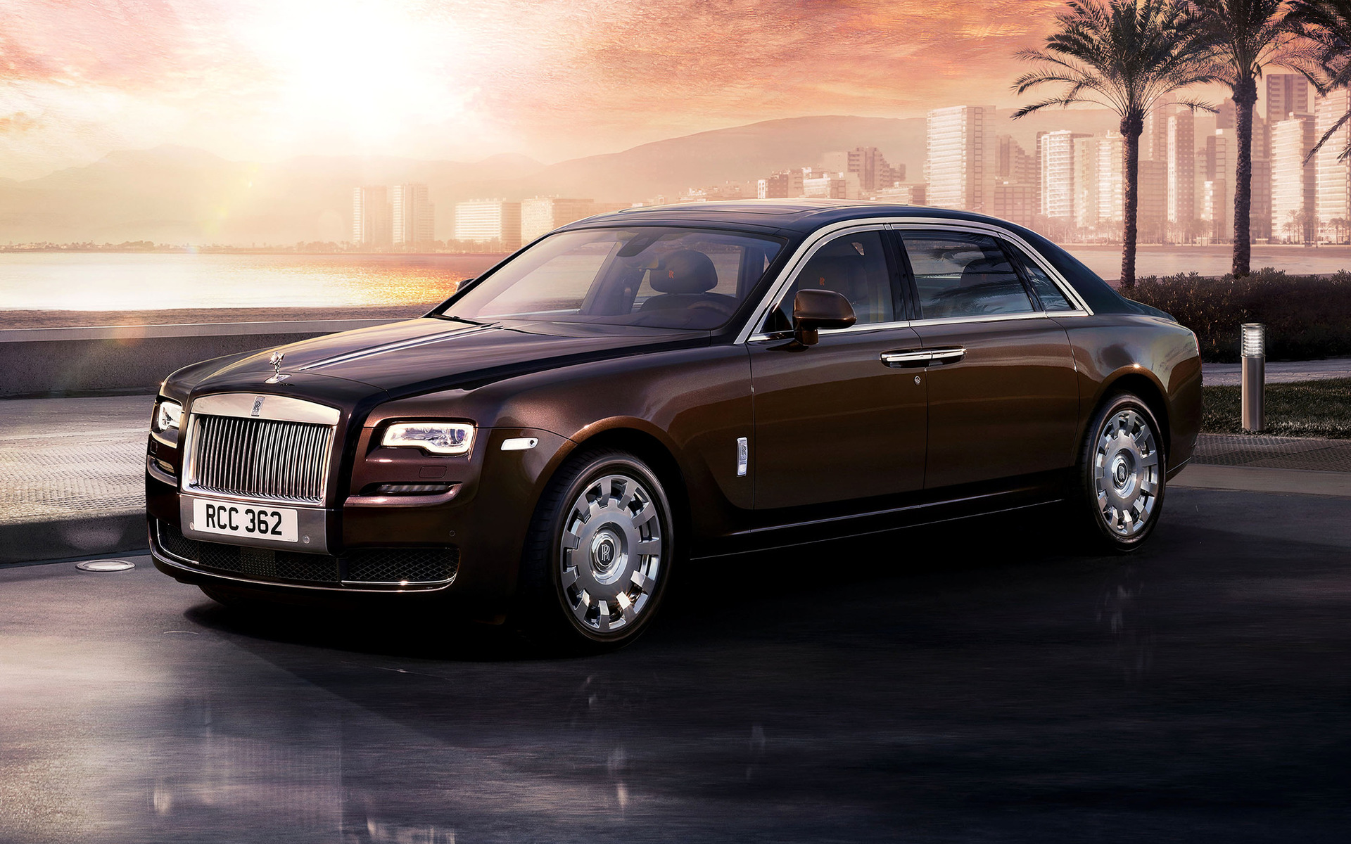 rollsroyce ghost ewb 2014 wallpapers and hd images