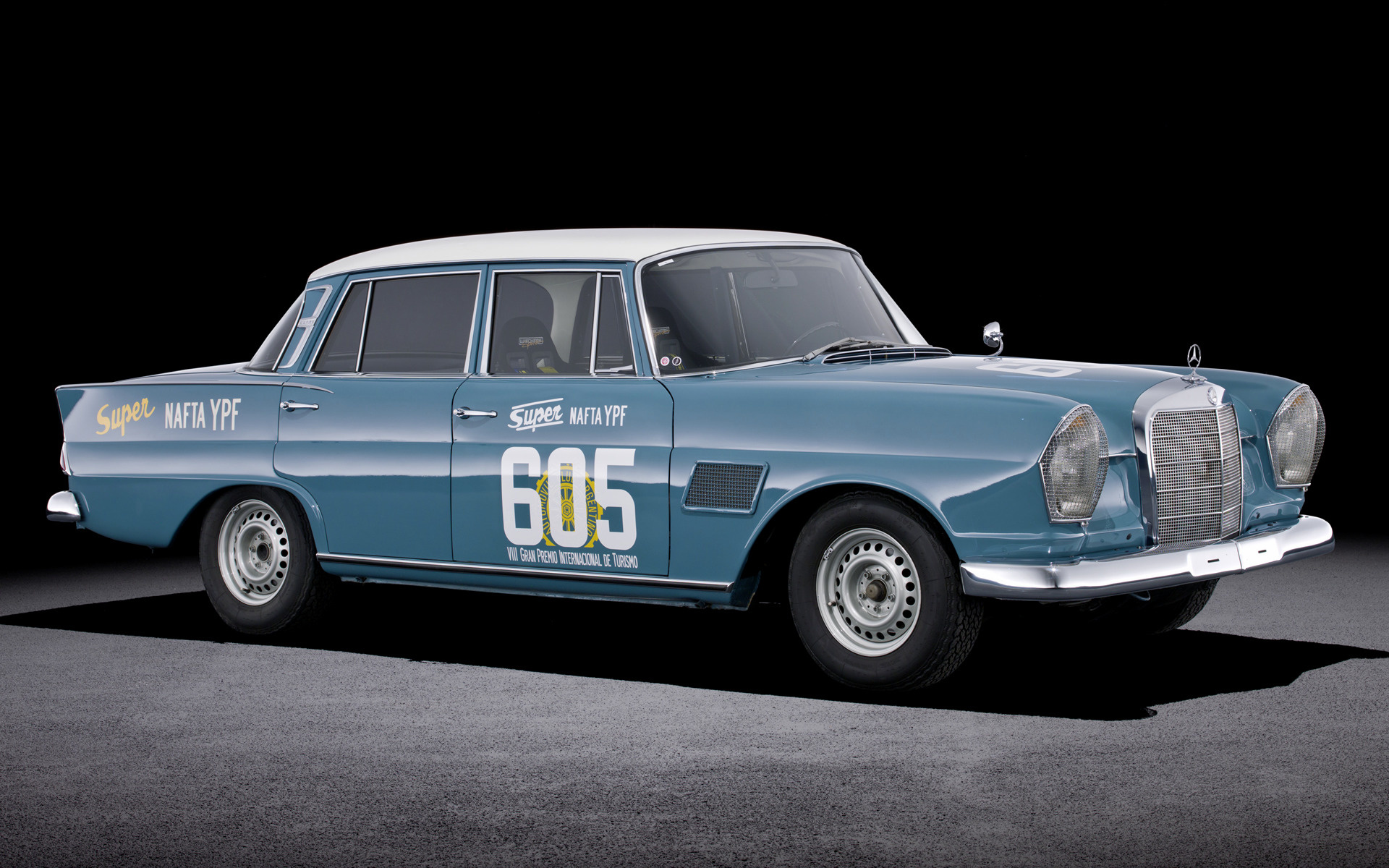 Mercedes-Benz 300 SE Rally Car (1963) Wallpapers and HD Images - Car ...