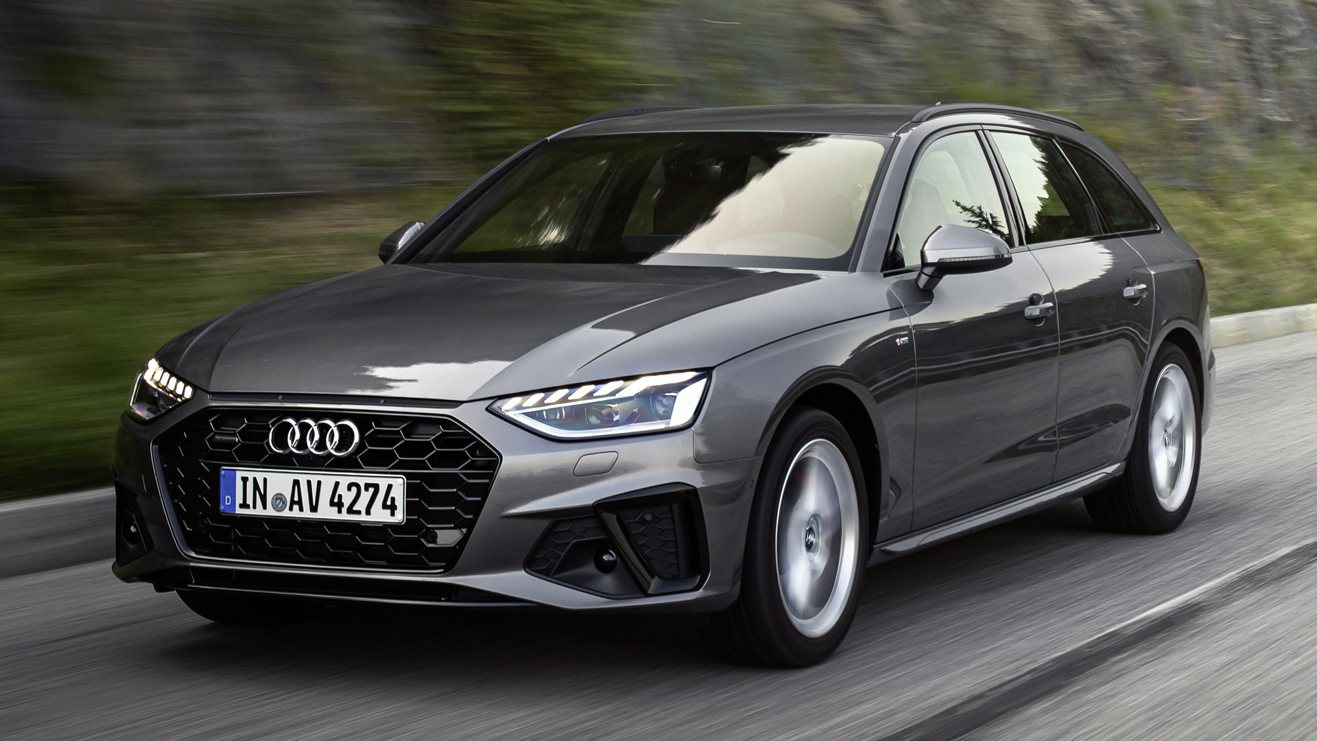 2019 Audi A4 Avant S Line Wallpapers And Hd Images Car