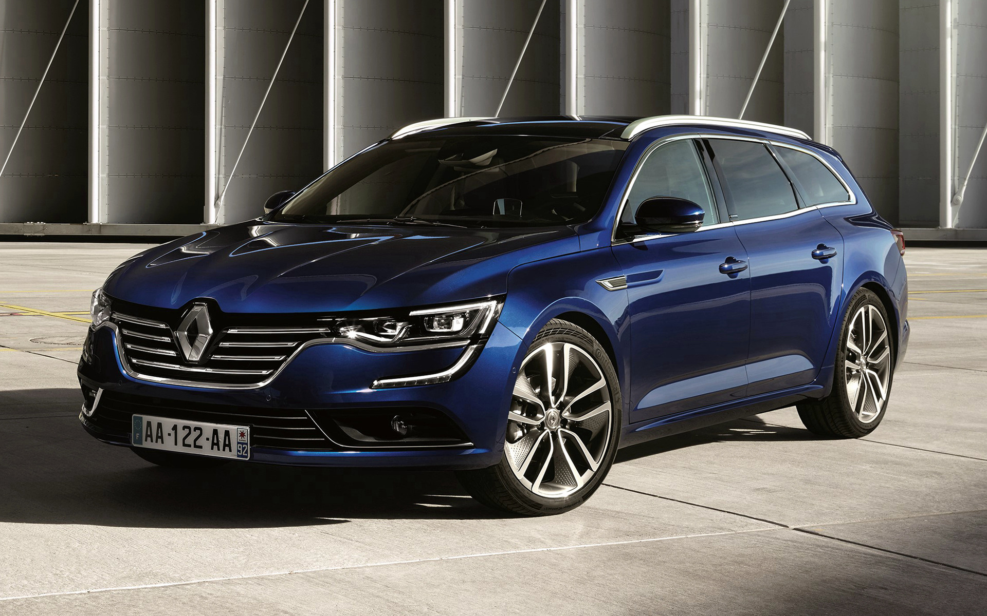 renault talisman estate 2015 wallpapers and hd images car pixel. Black Bedroom Furniture Sets. Home Design Ideas