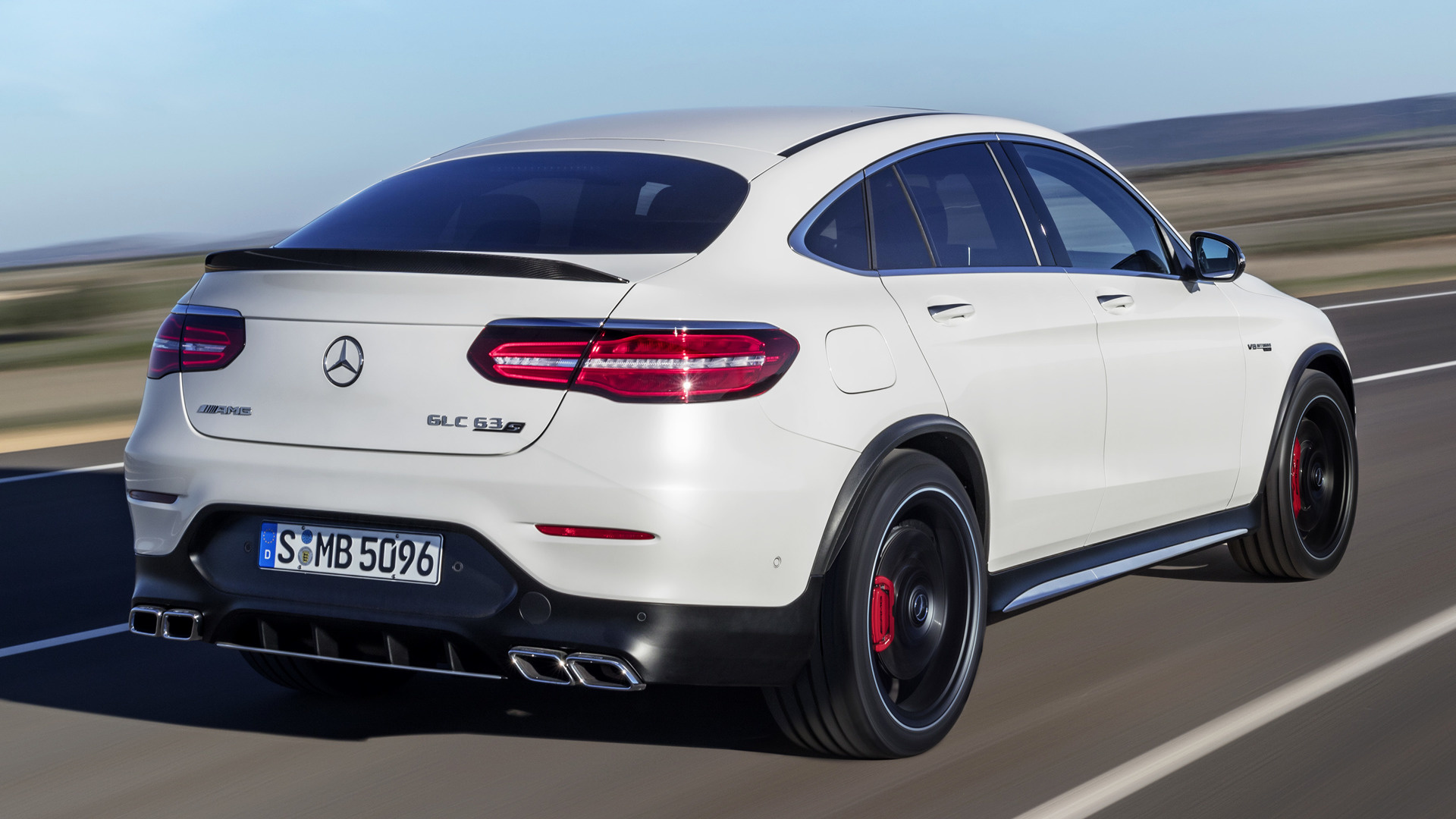 Mercedes benz glc 350 d coupe amg line 2016 wallpapers and hd images - Mercedes Amg Glc 63 S Coupe 2017 Wallpapers And Hd