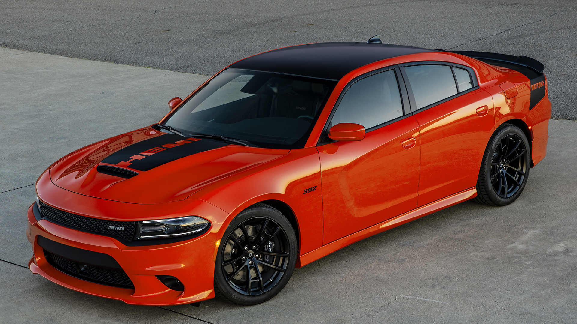 2017 Dodge Charger Daytona 392 Wallpapers And Hd Images