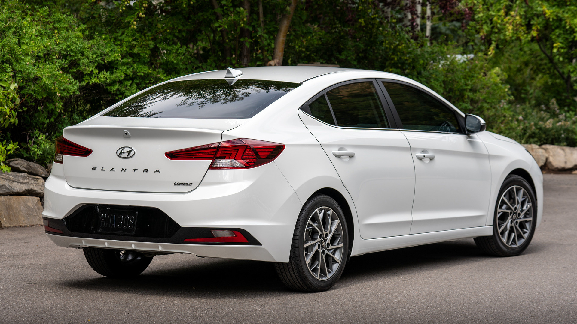 2018 Hyundai Elantra Gt >> 2019 Hyundai Elantra - Wallpapers and HD Images | Car Pixel