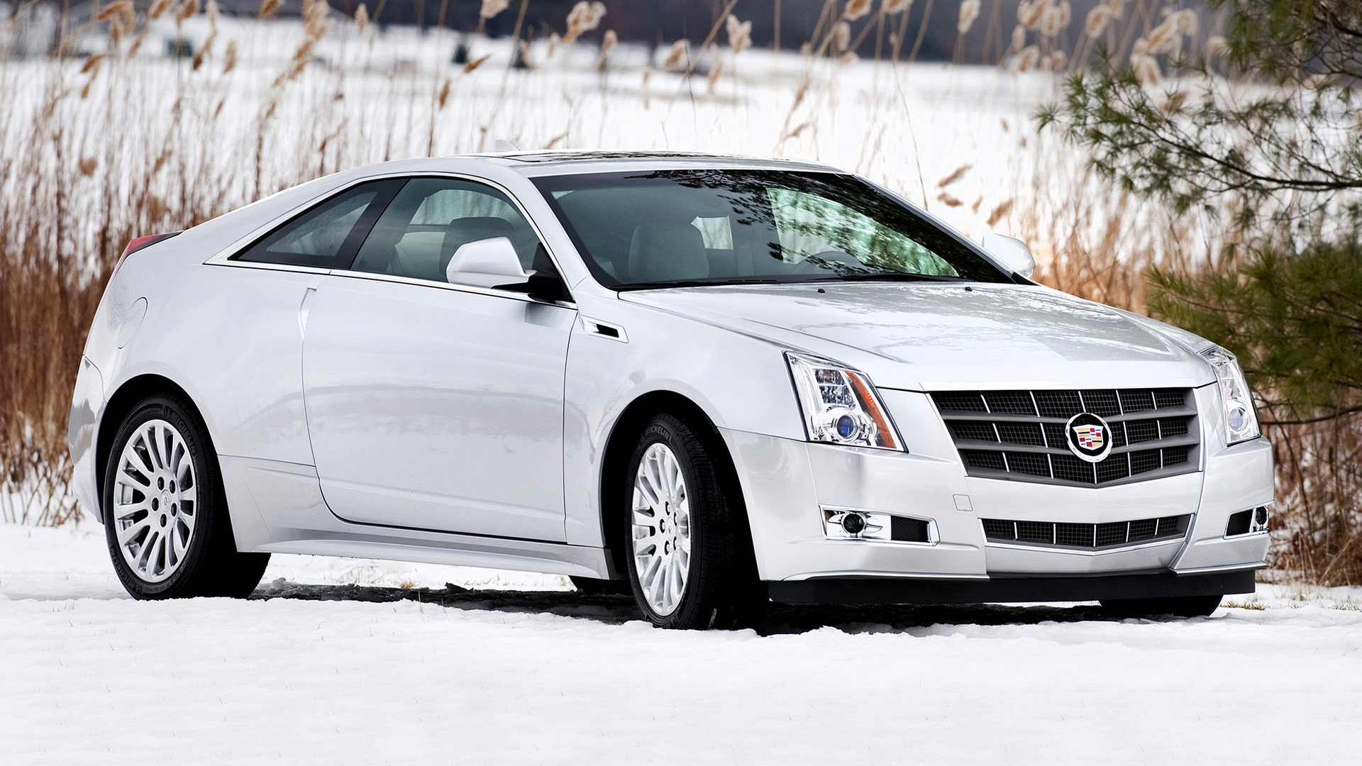 2010 Cadillac Cts Coupe Wallpapers And Hd Images Car Pixel