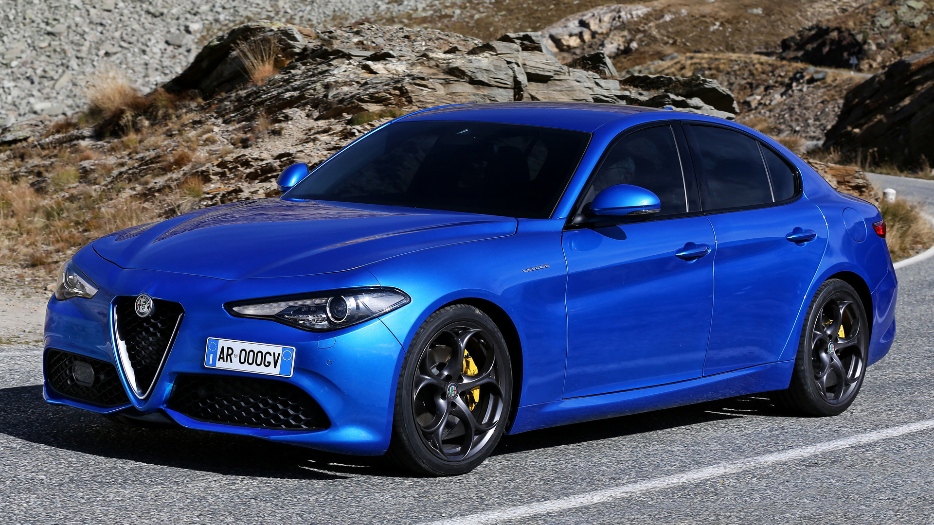 2016 Alfa Romeo Giulia Veloce Wallpapers And Hd Images