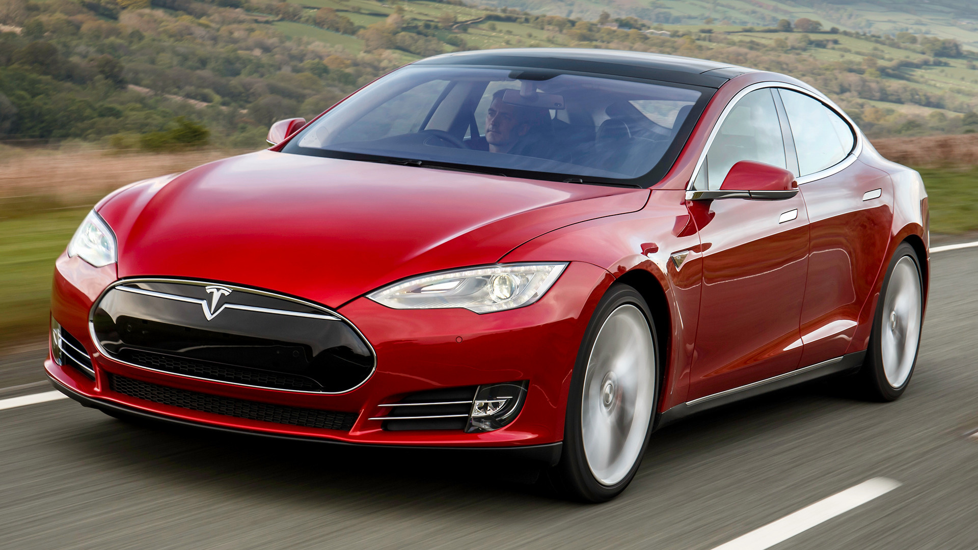 2014 Tesla Model S P85 Uk Wallpapers And Hd Images