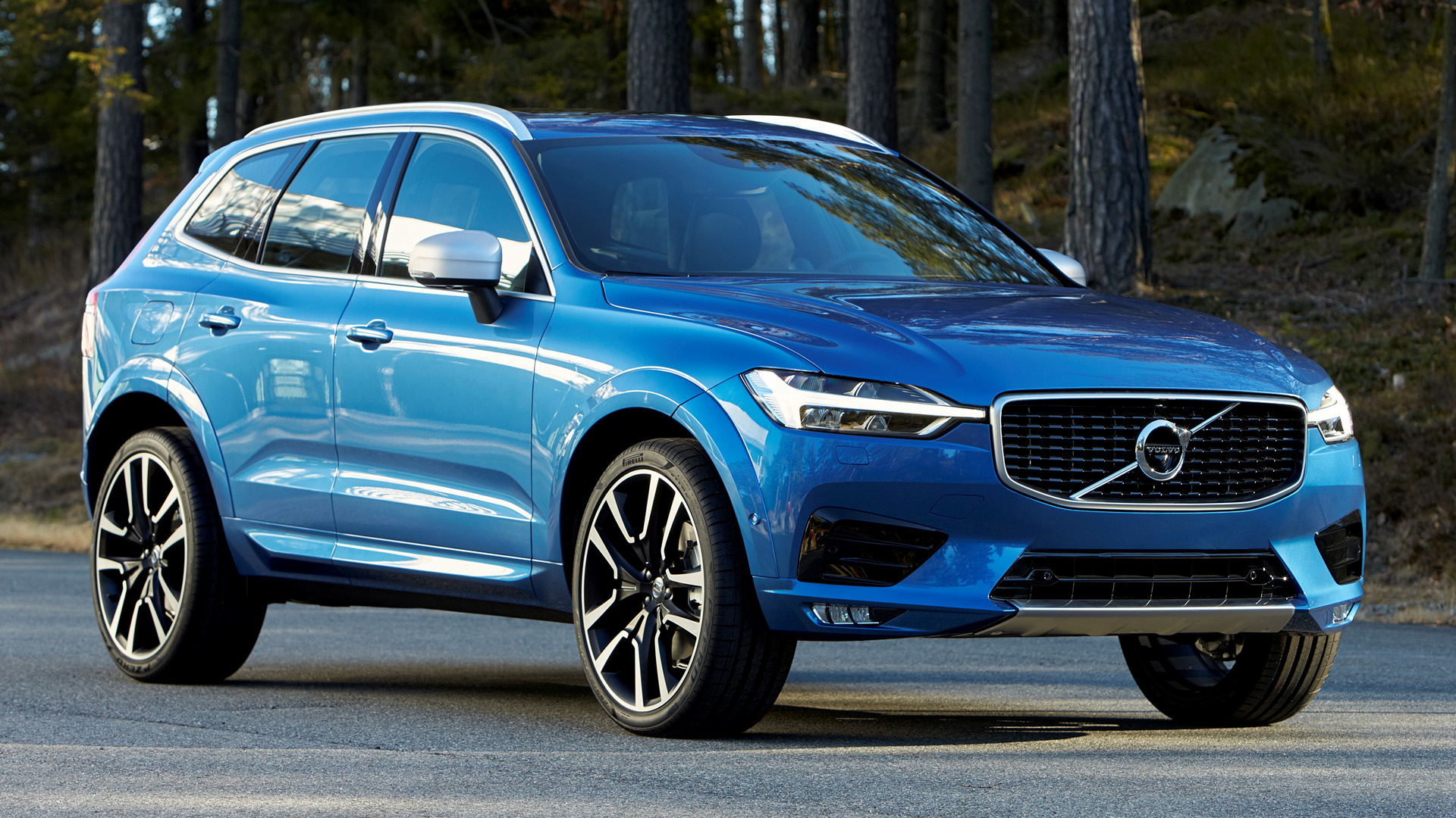 2017 Volvo XC60 R-Design - Wallpapers and HD Images | Car ...