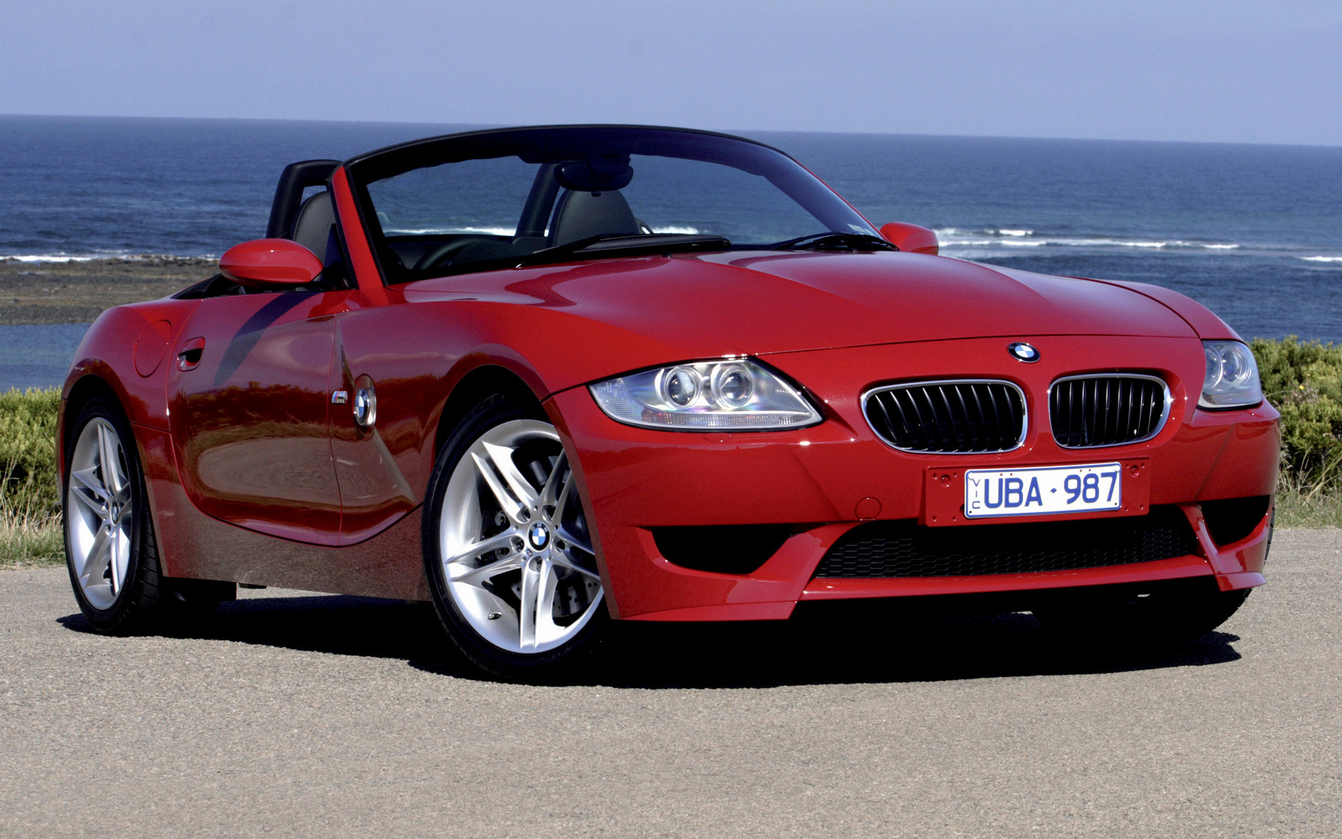 BMW Z4 M Roadster (2006) AU Wallpapers and HD Images - Car Pixel