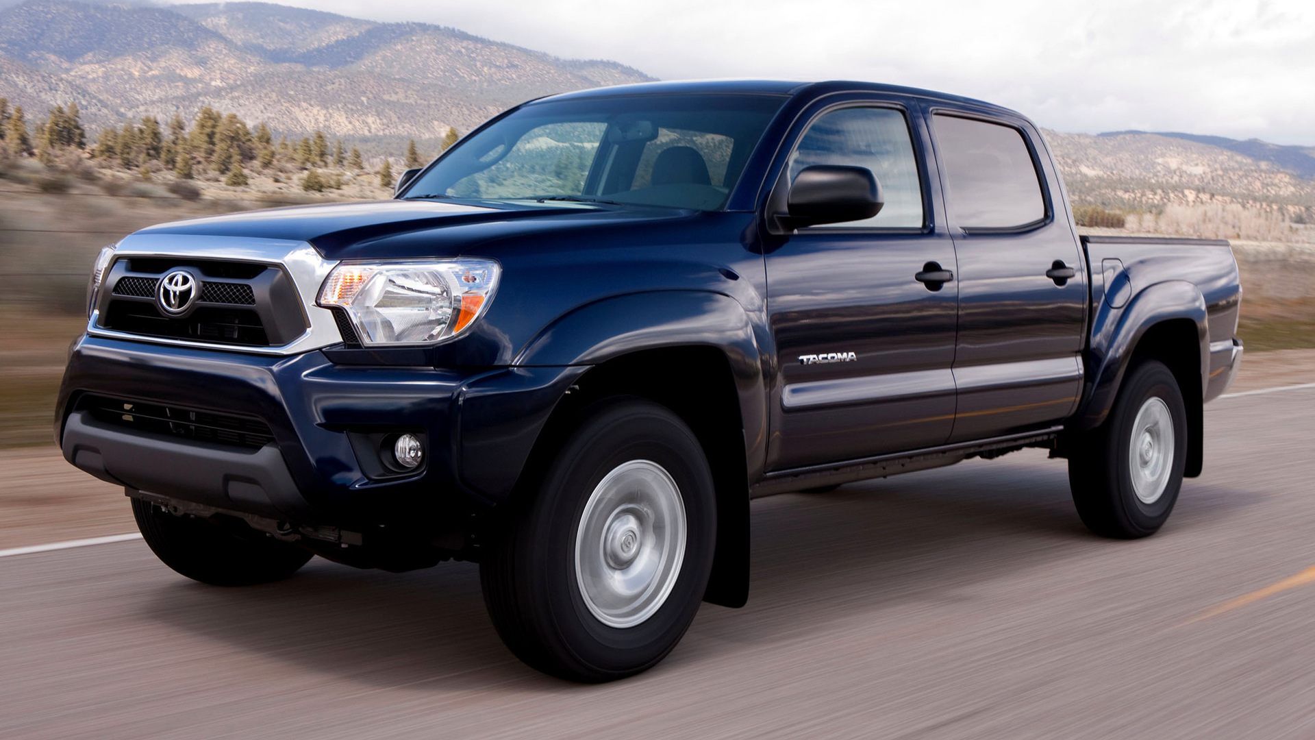 Tacoma Double Cab >> 2012 Toyota Tacoma SR5 Double Cab - Wallpapers and HD ...