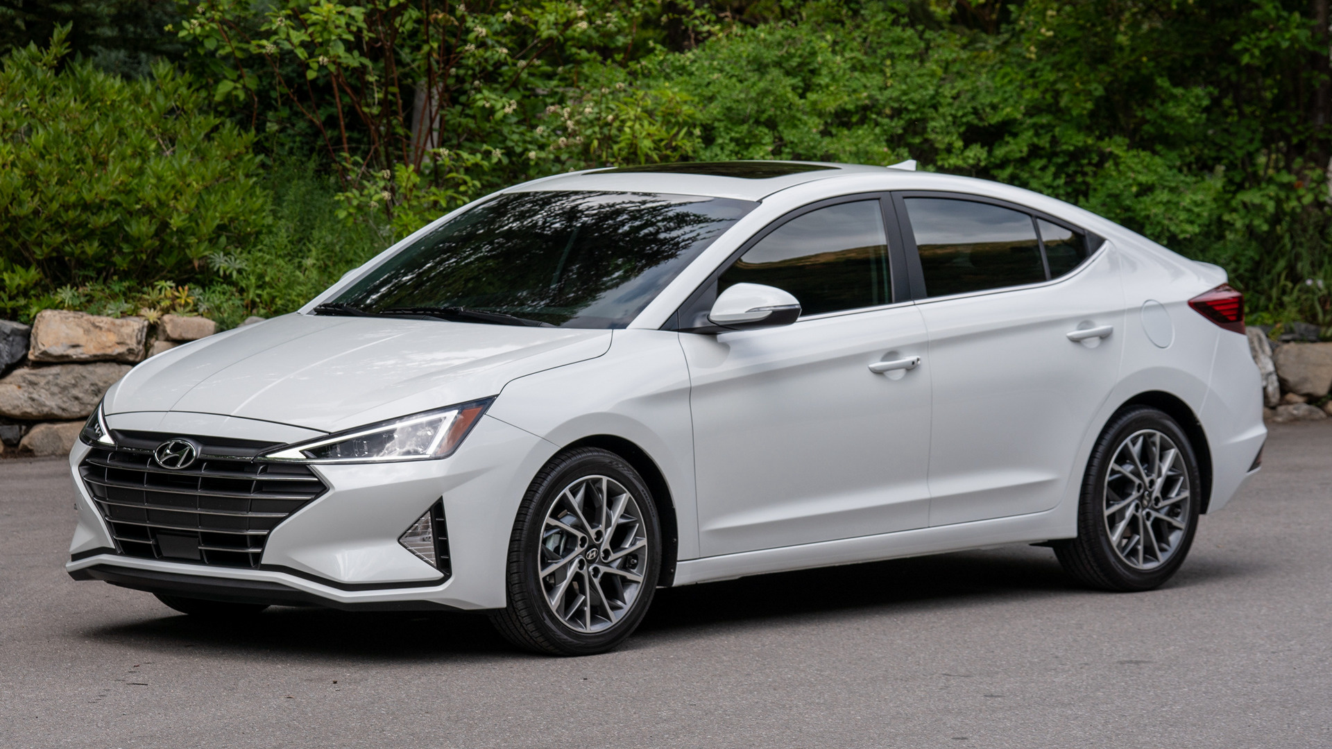 Hyundai Elantra (2019) Wallpapers and HD Images - Car Pixel