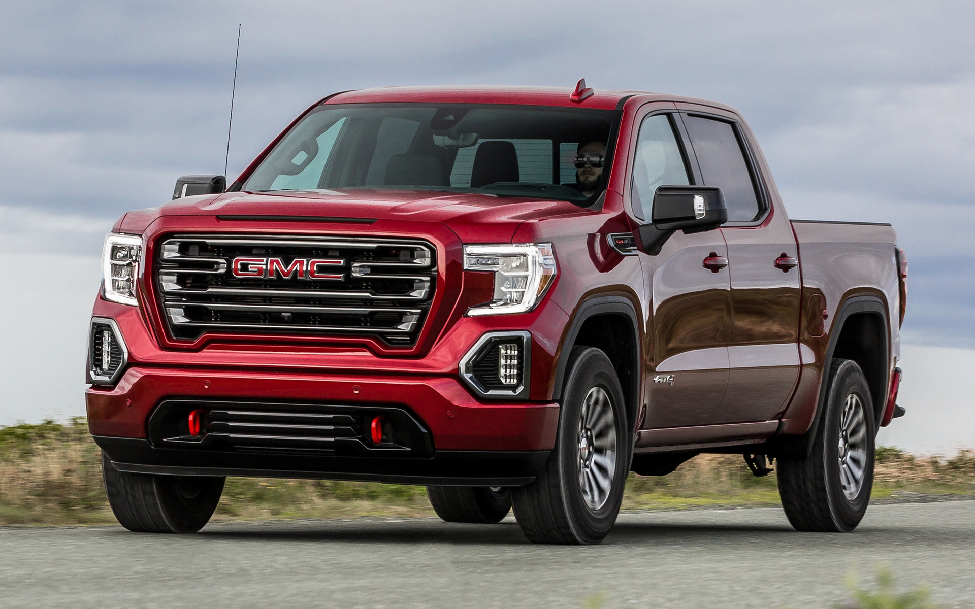 2019 GMC Sierra AT4 Crew Cab - Wallpapers and HD Images | Car Pixel