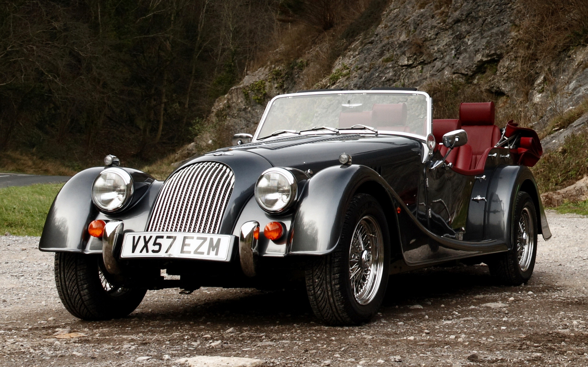 Morgan 4 4 Seater 2006 Wallpapers And Hd Images Car Pixel