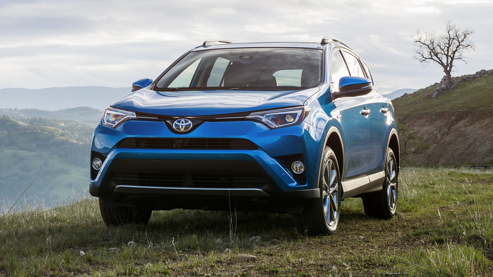 Toyota RAV4 Hybrid (2016) US Wallpapers and HD Images - Car Pixel